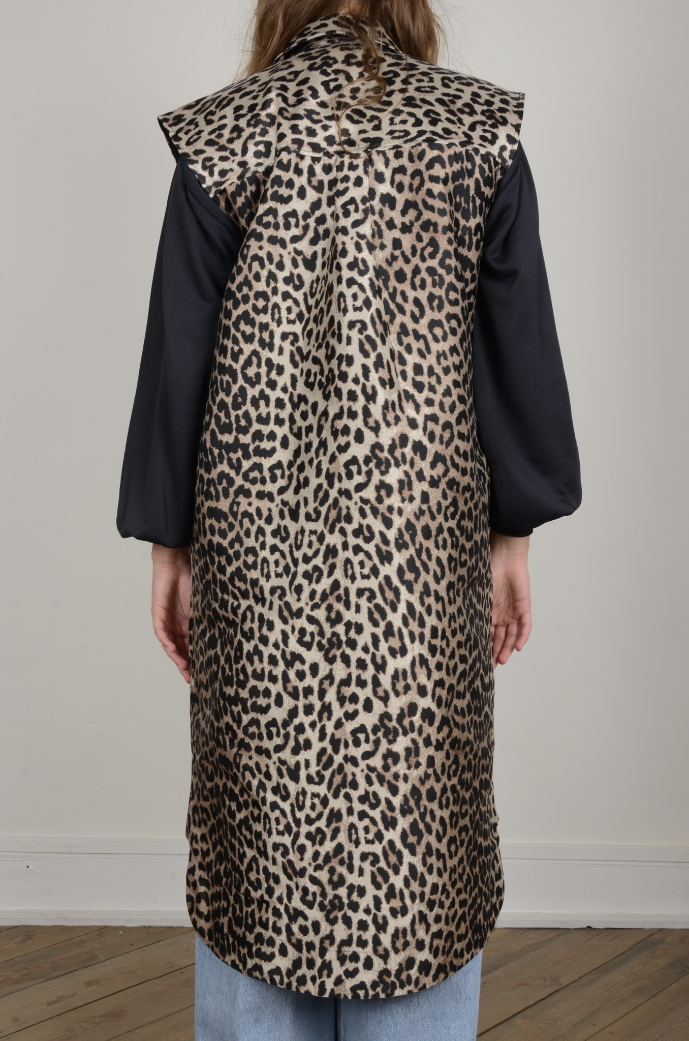 LEOPARD SHIRT DRESS-3