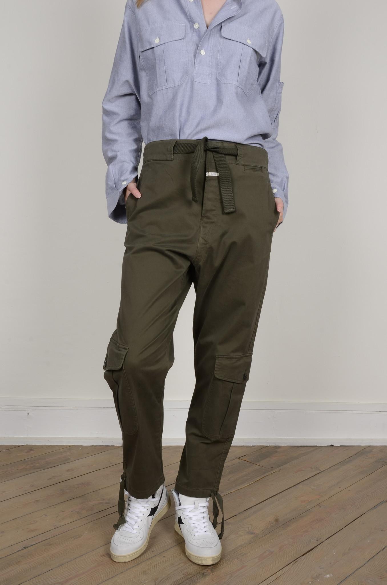 NIGEL CABOURN PANTS-1