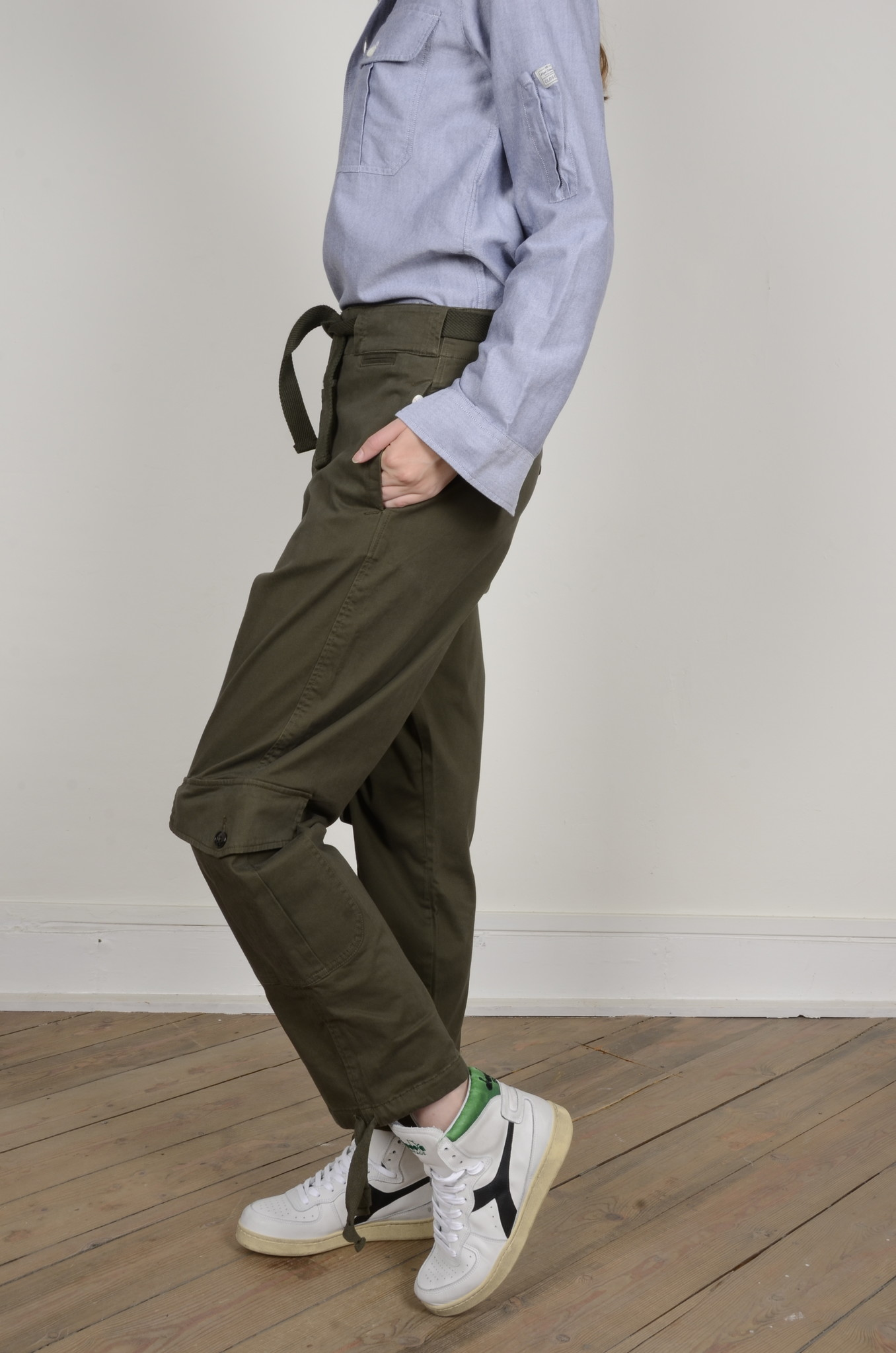 NIGEL CABOURN PANTS-2