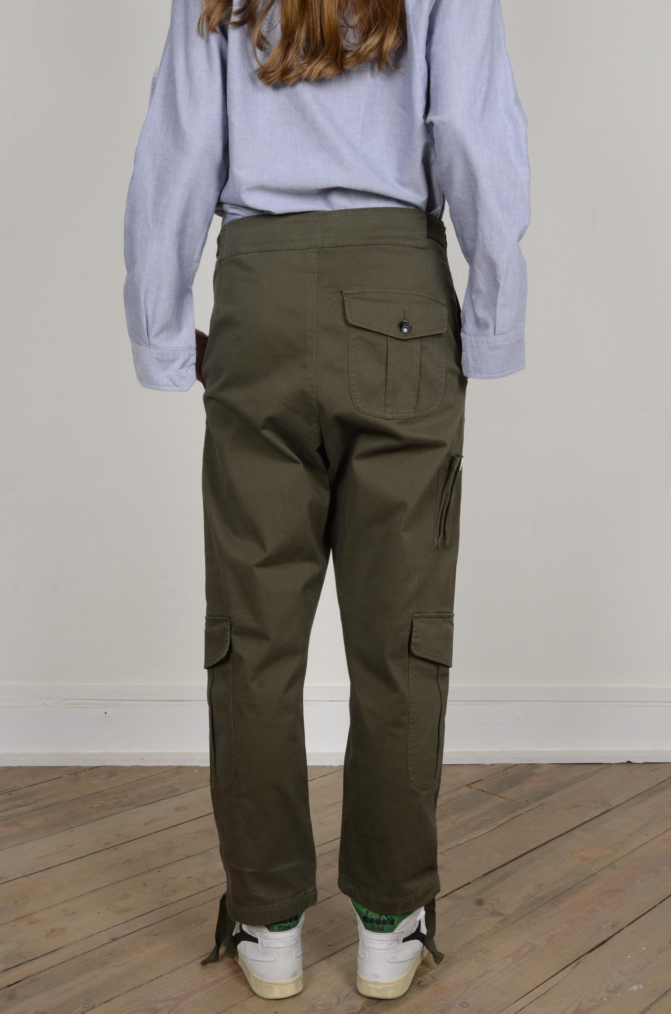 NIGEL CABOURN PANTS-3