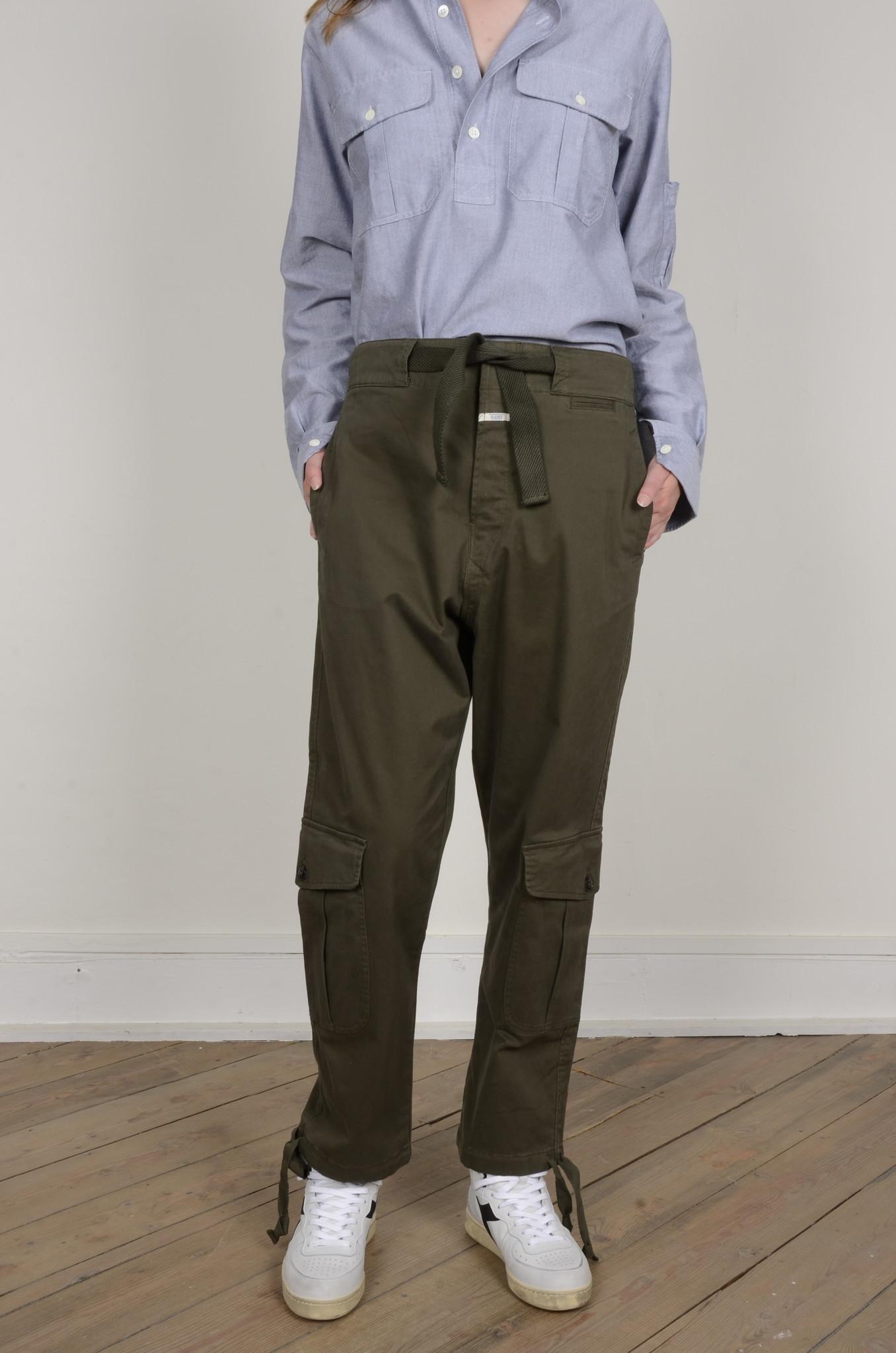 NIGEL CABOURN CARGO PANTS-4
