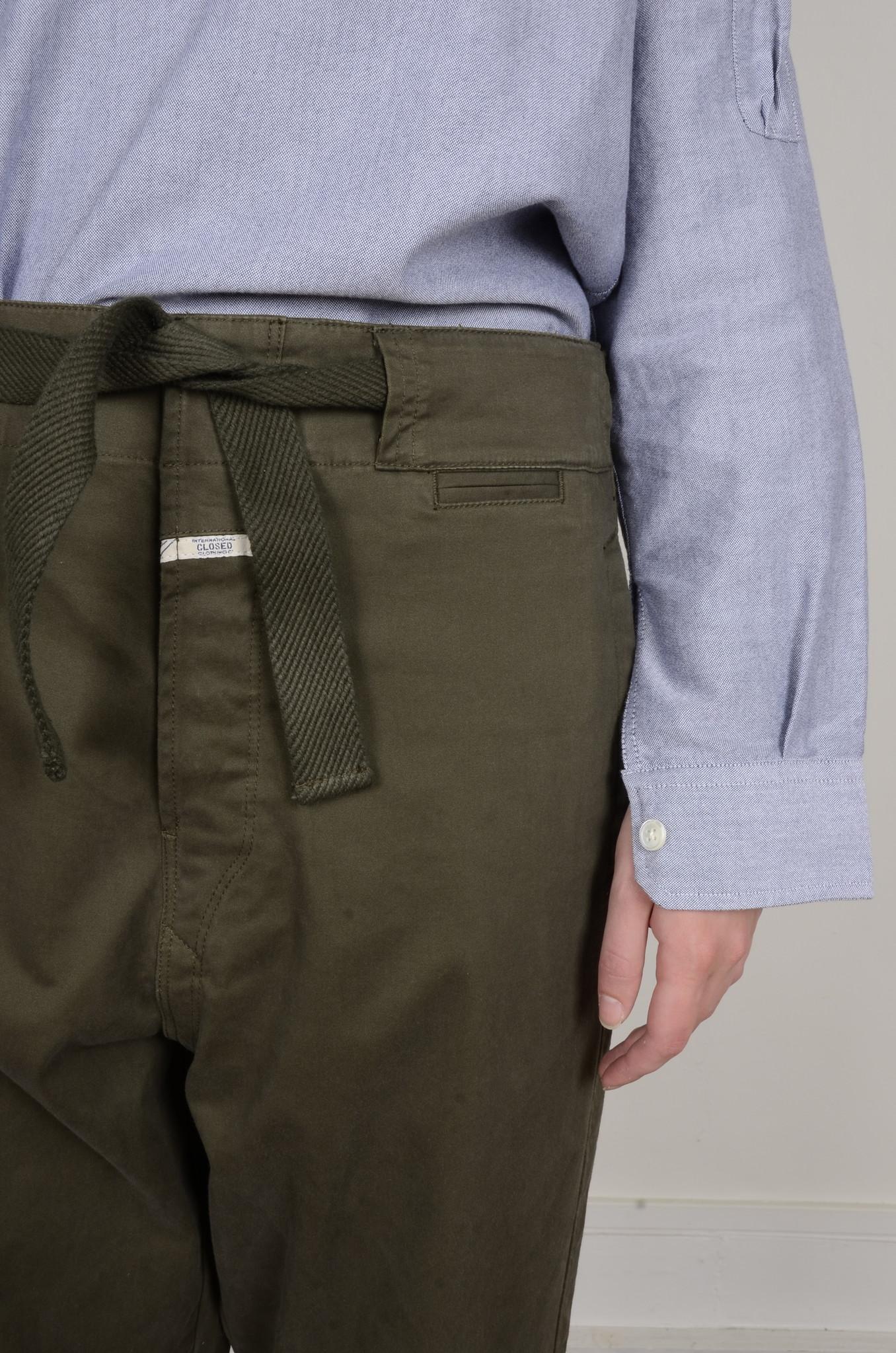 NIGEL CABOURN PANTS-5