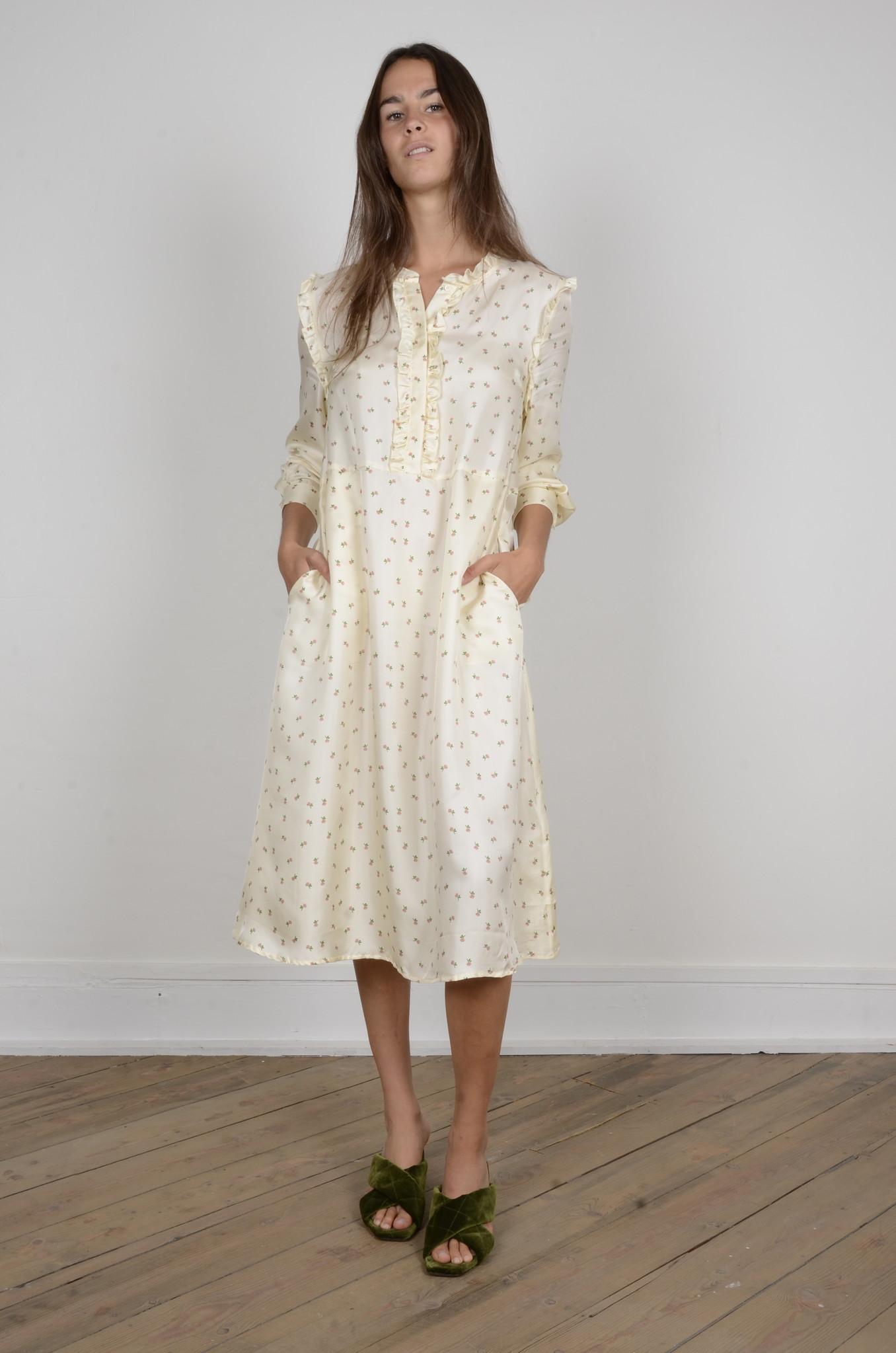 VANELLA SILK DRESS-1