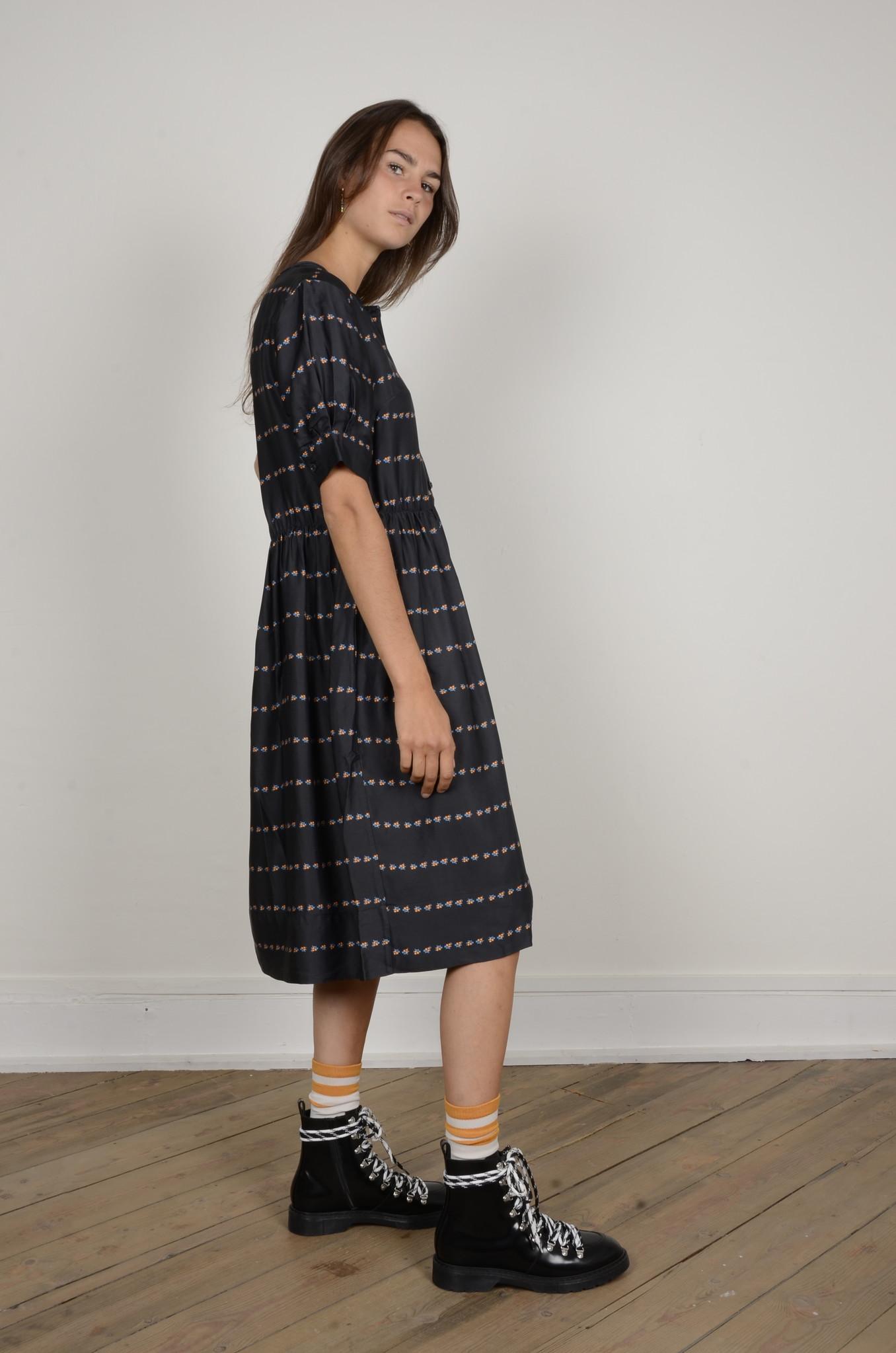 MADELEINE DRESS-4