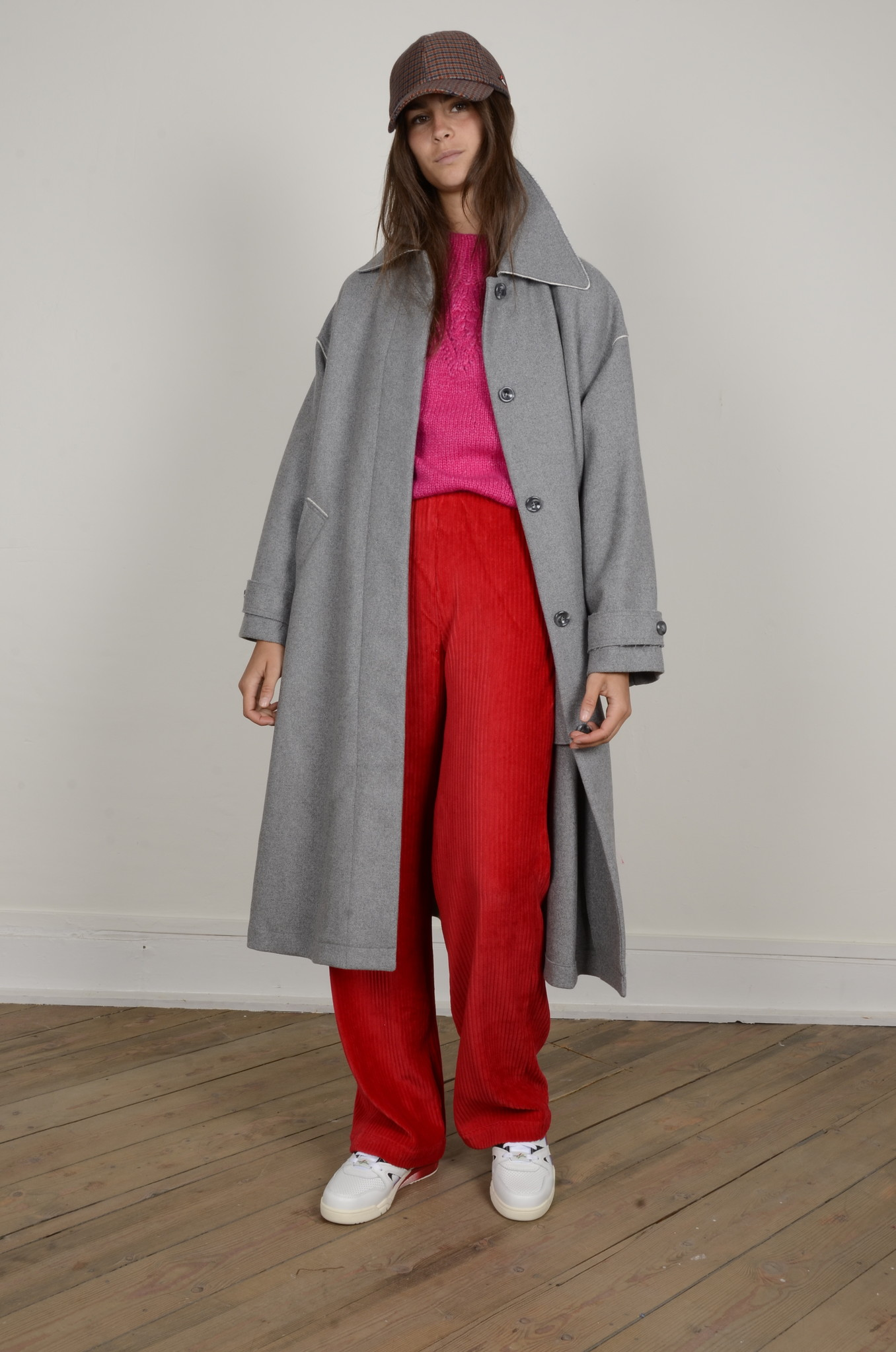 MARINE PANTS RED-7