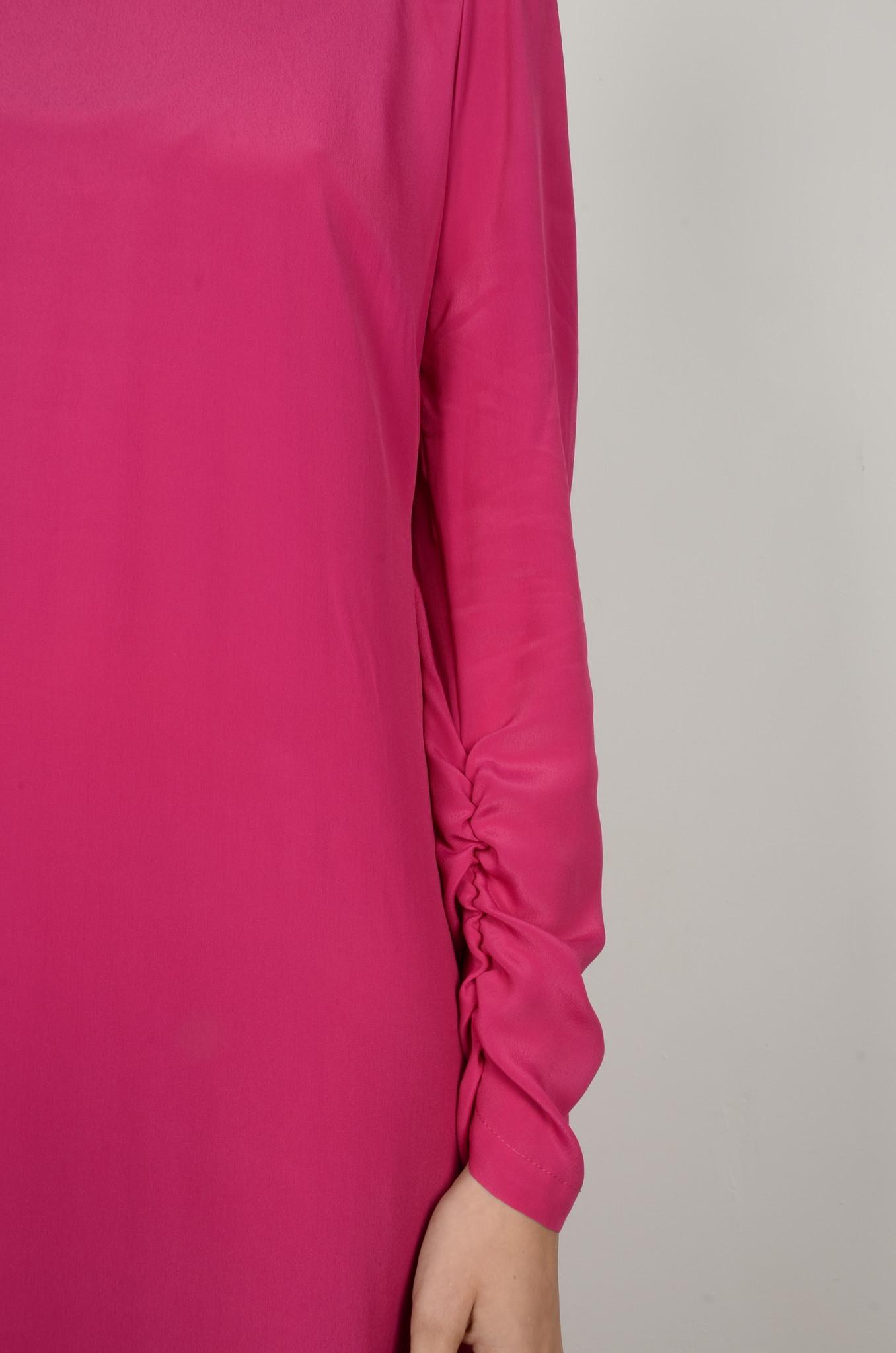 TURTLENECK LONG DRESS-5