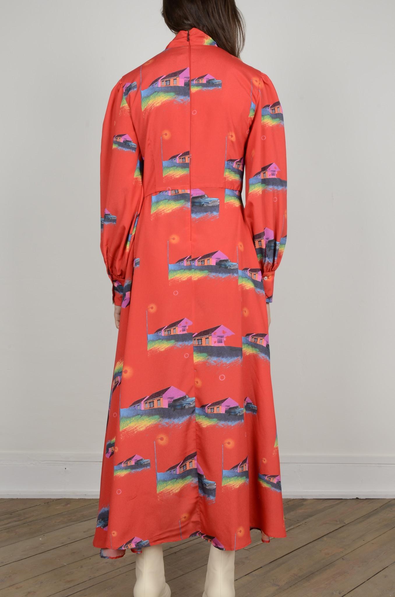 PRINTED DRESS-4