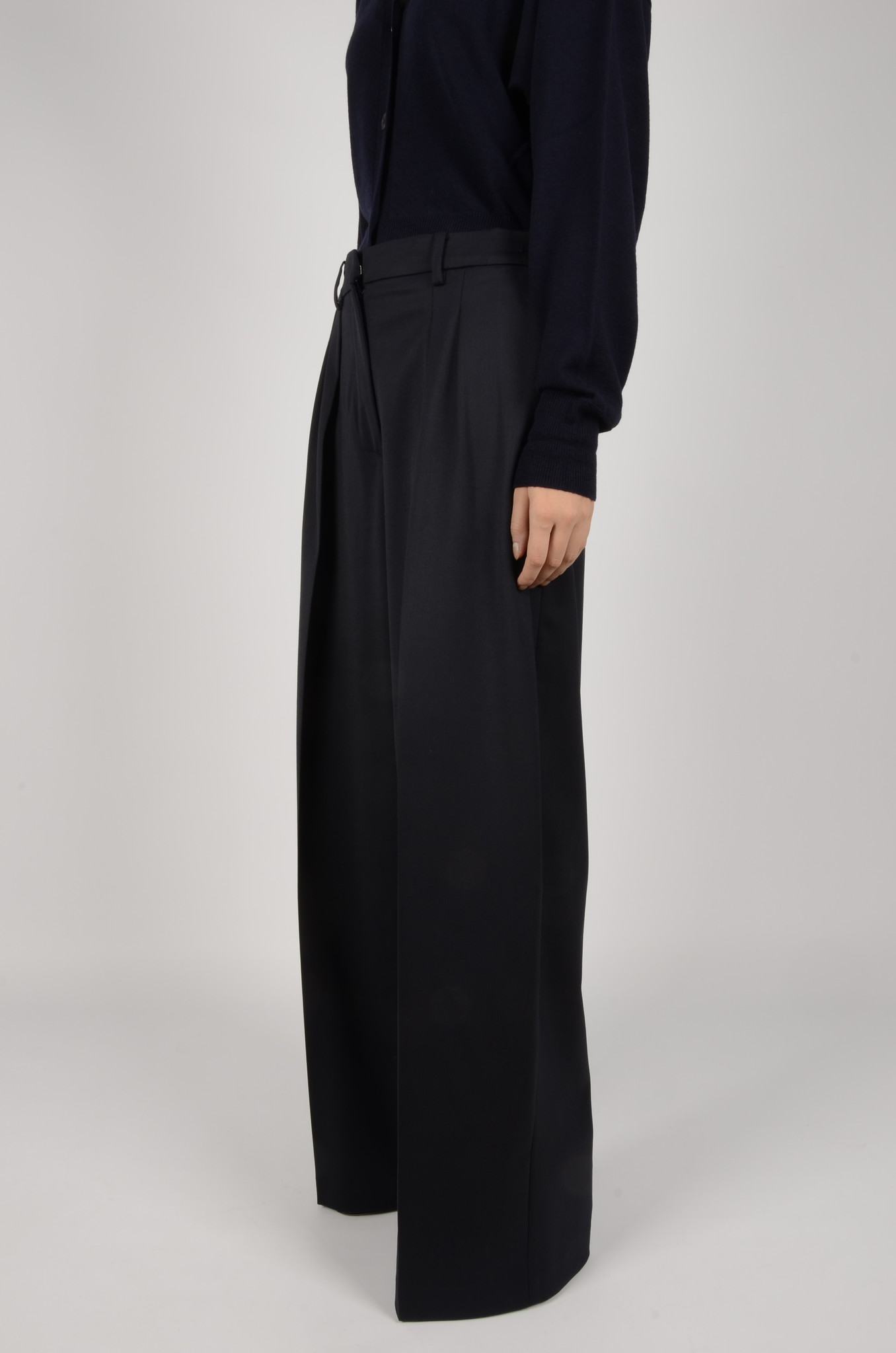 WIDE PLEATED TROUSERS-2
