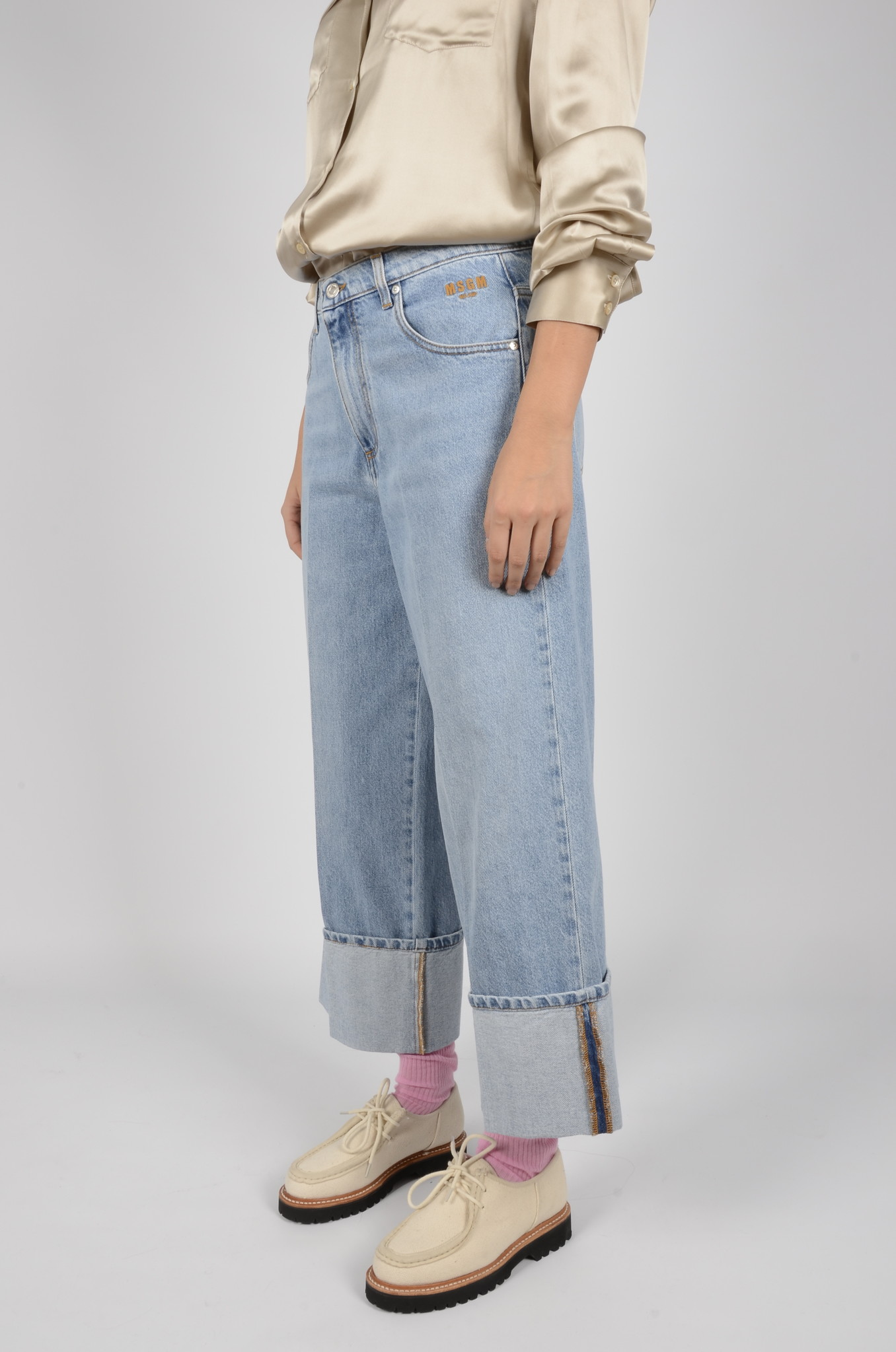 HIGH RISE CROPPED JEANS-3