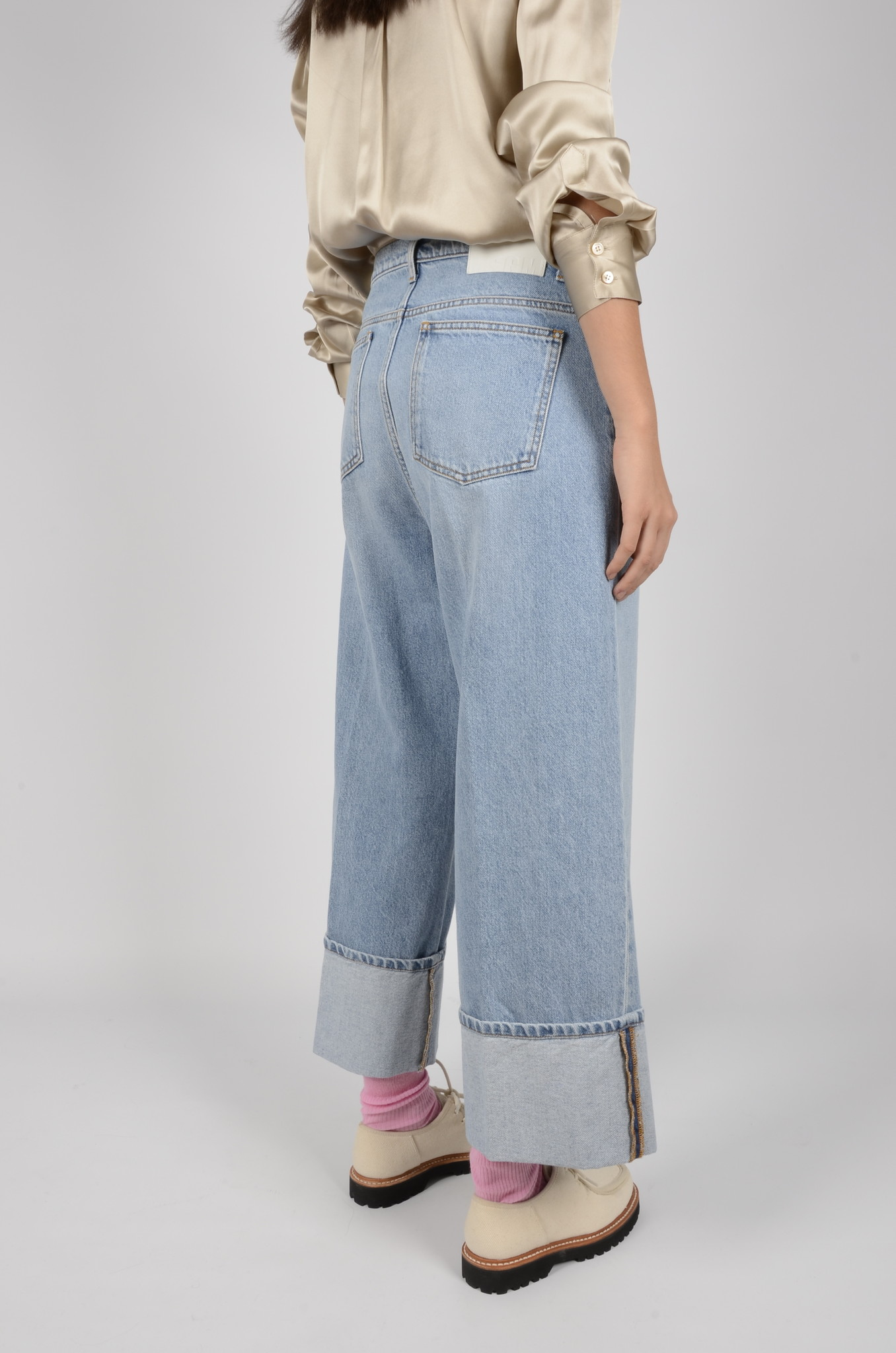 HIGH RISE CROPPED JEANS-4