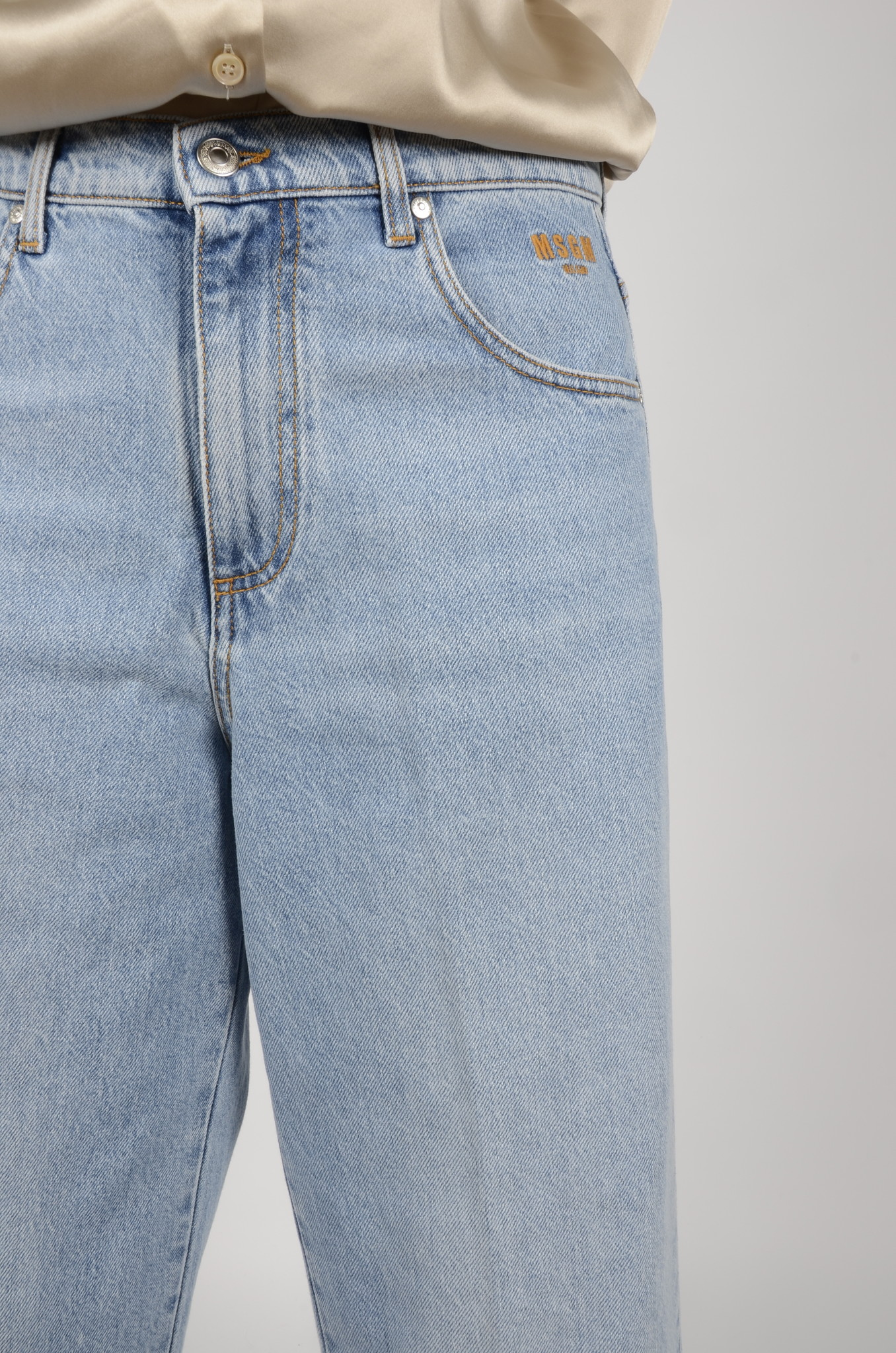HIGH RISE CROPPED JEANS-5