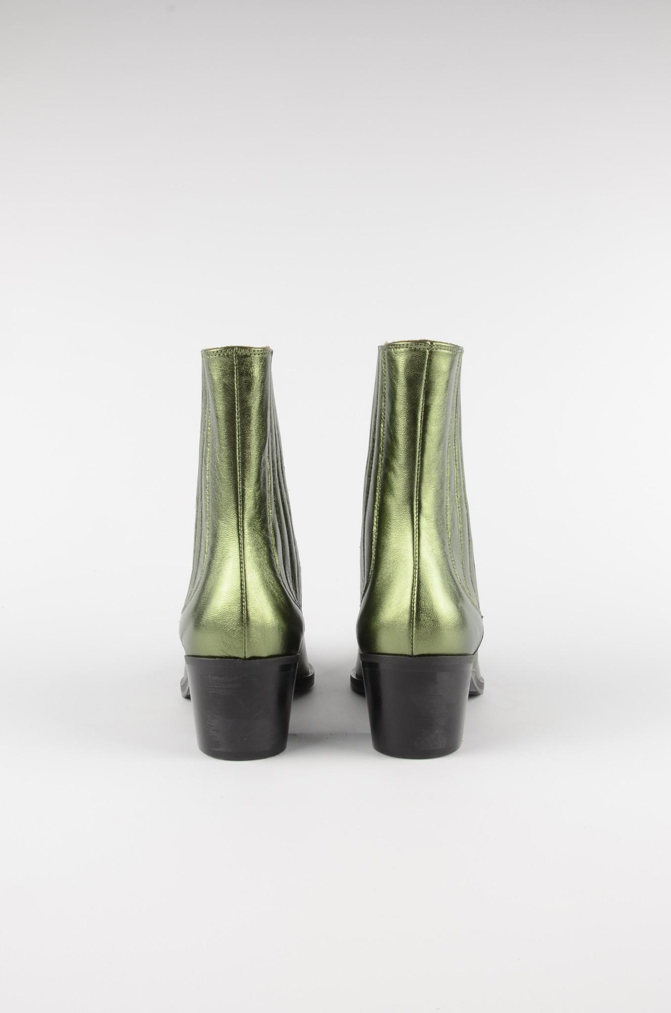 TEXANO METALLIC BOOTS-3