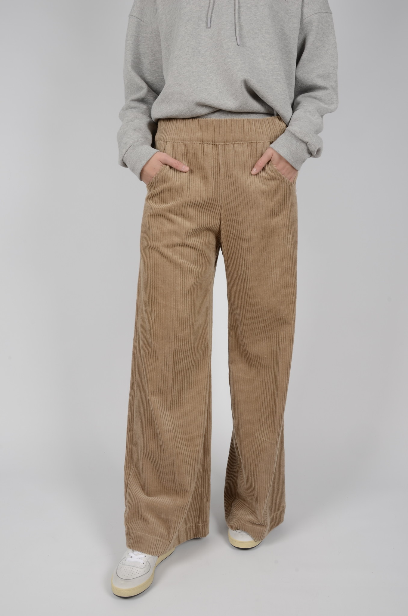 WOODY PANTS CAMEL-5
