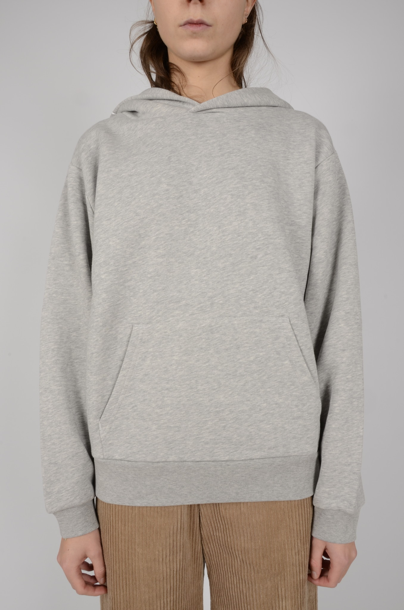 HOODIE WITH CLOSED PRINT-1