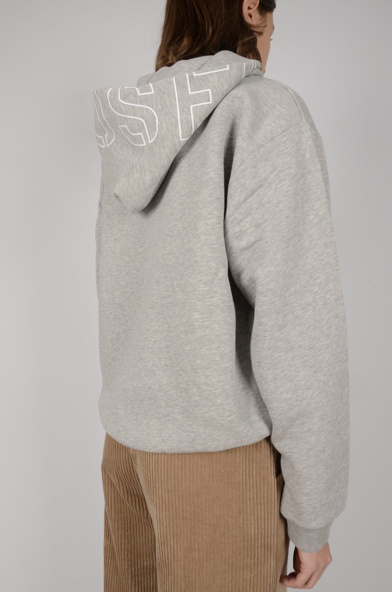 HOODIE WITH CLOSED PRINT-3