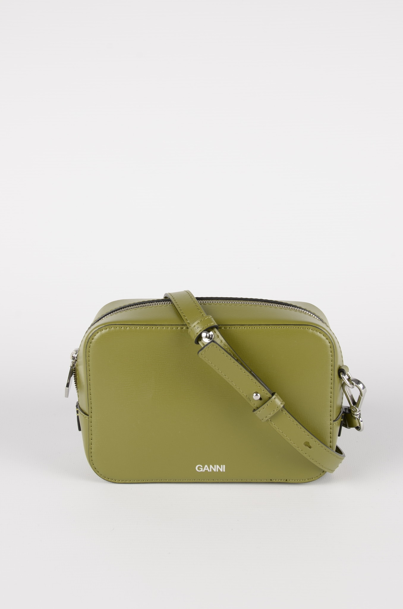 LEATHER BAG IN AVOCADO-1