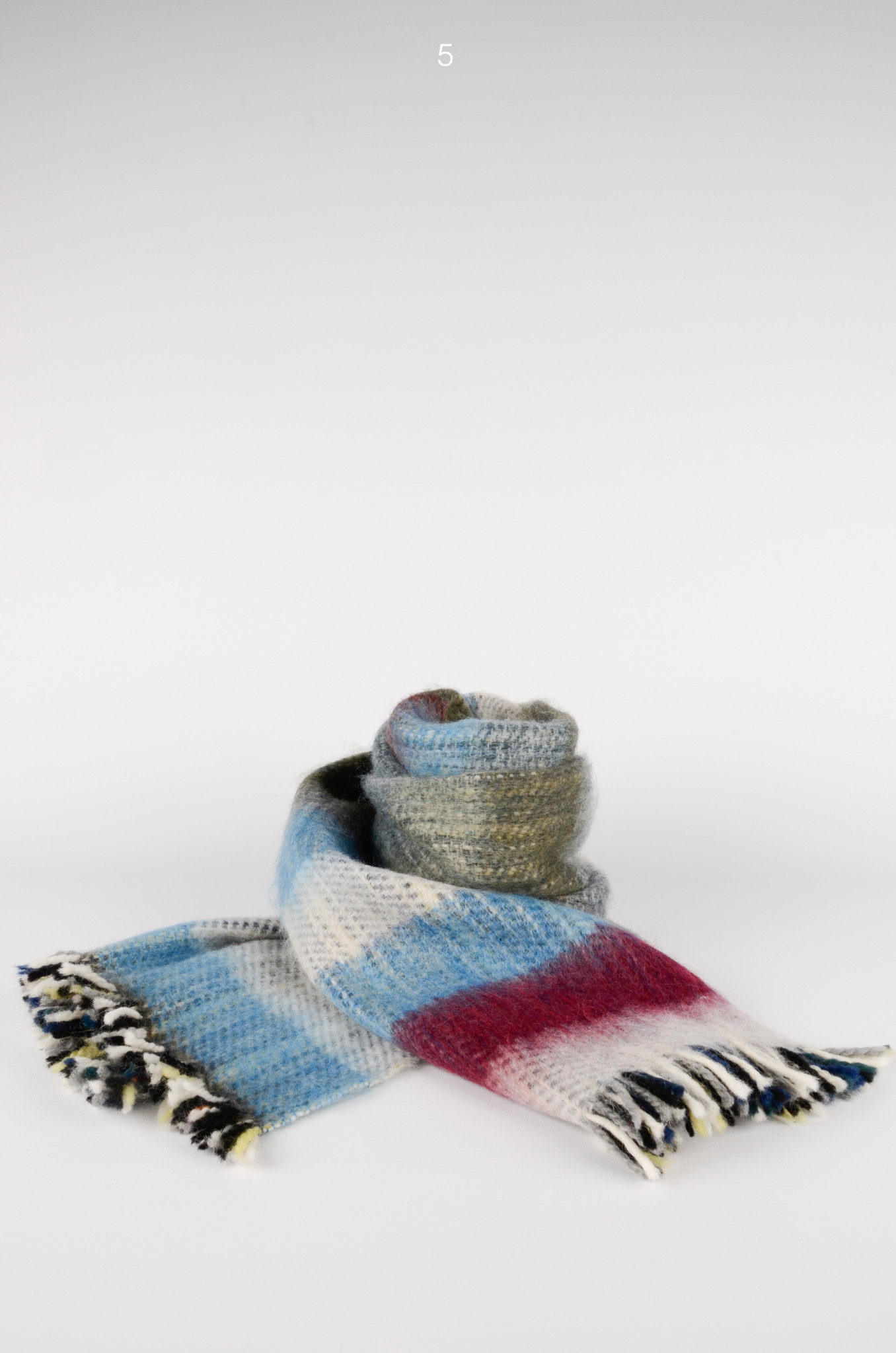 HANDWOVEN SCARF-5
