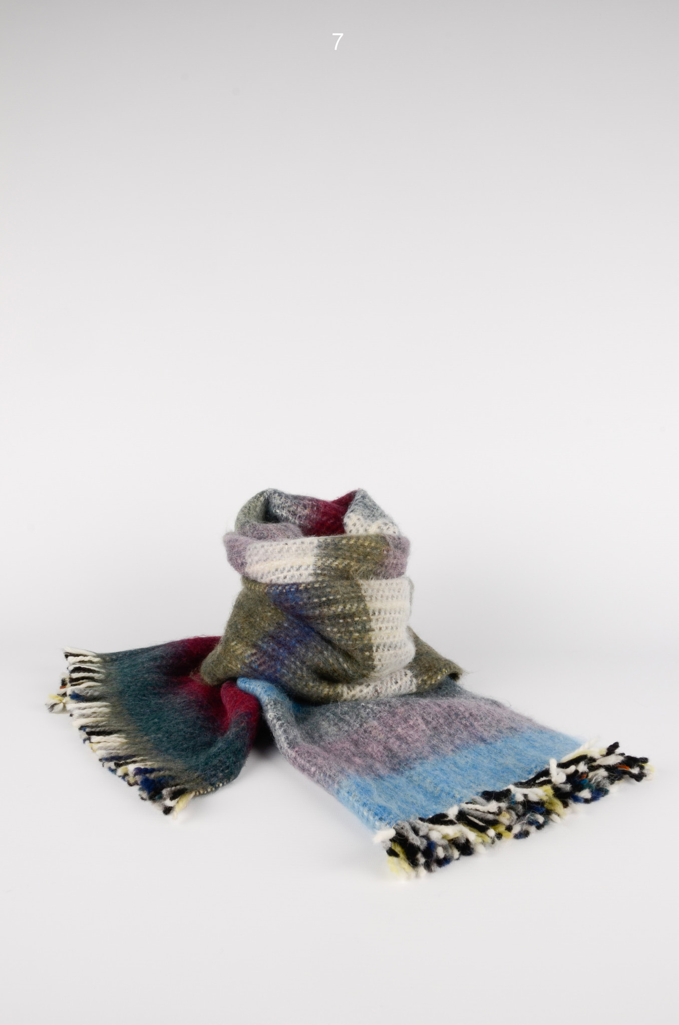 HANDWOVEN SCARF-7