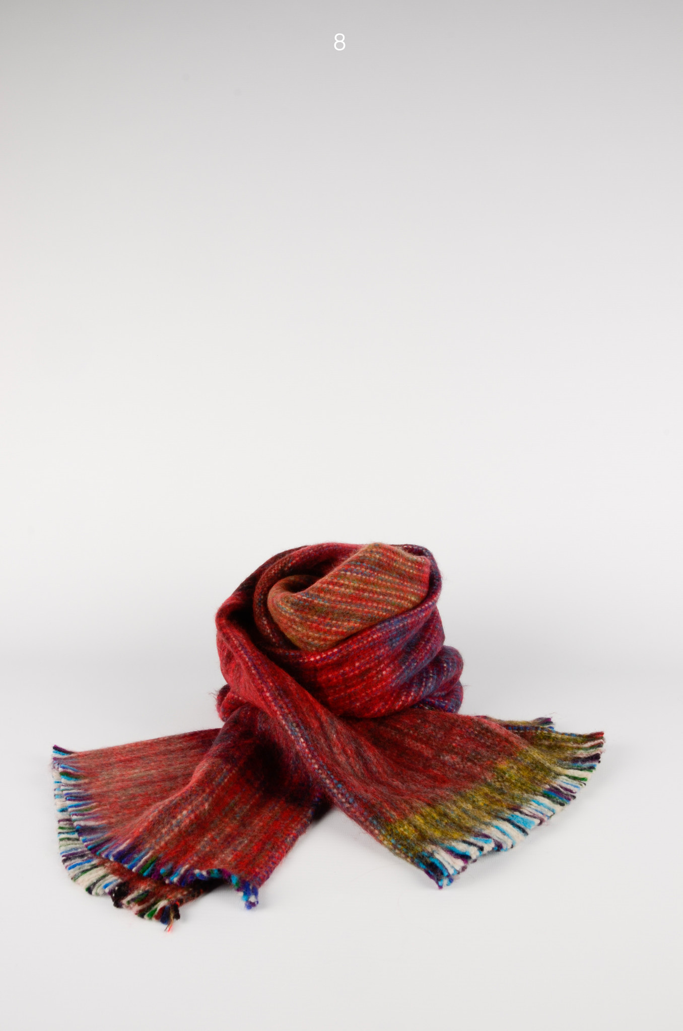 HANDWOVEN SCARF-8