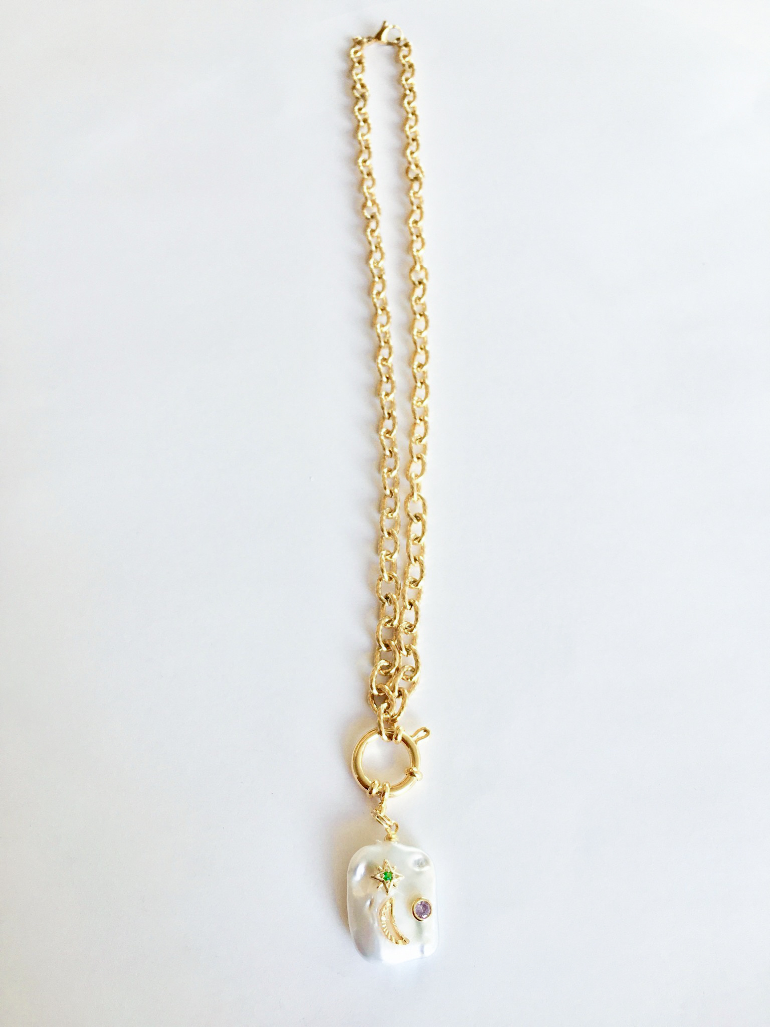 SWEET WATER PEARL NECKLACE-1