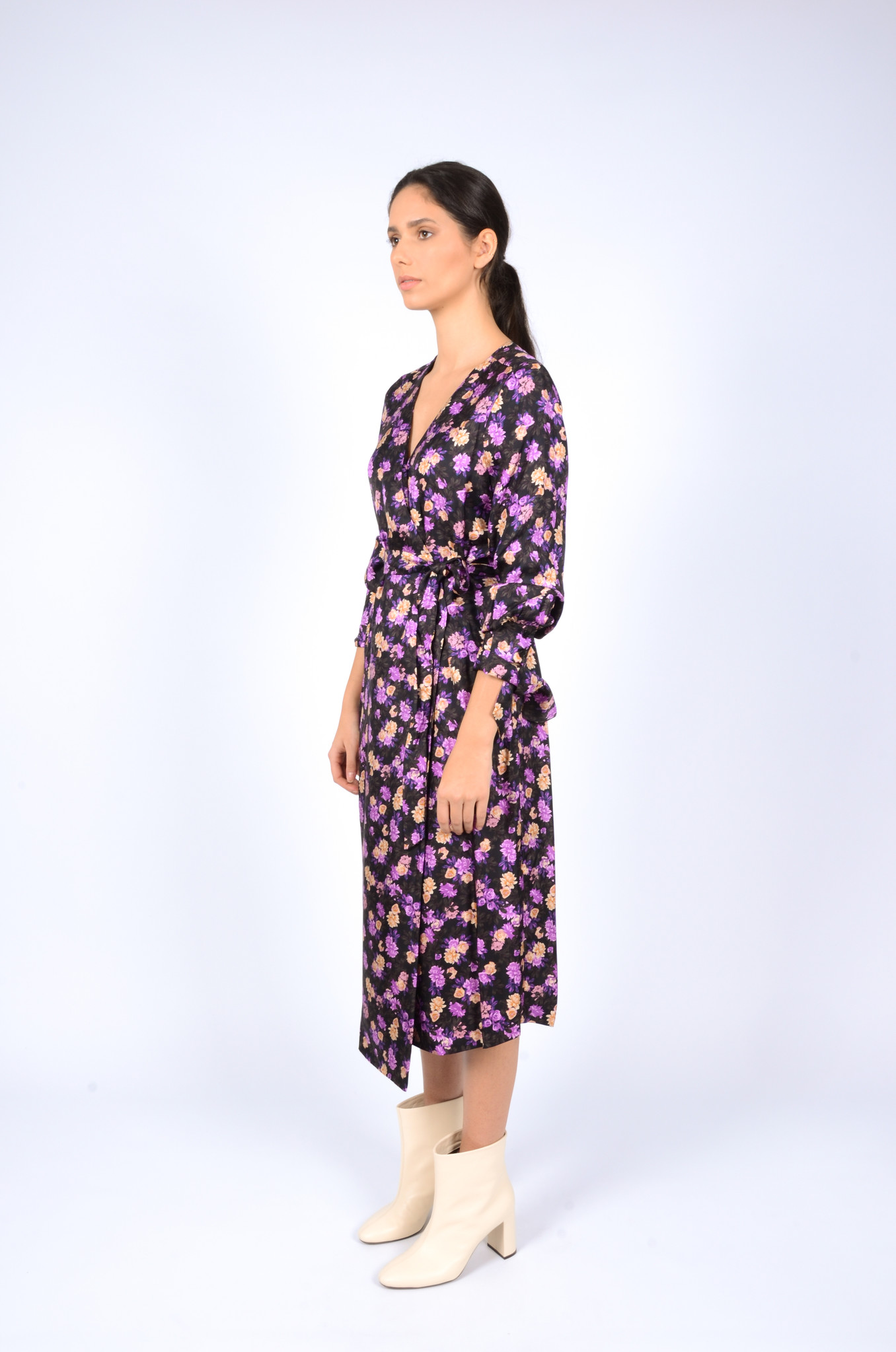 AJANA SILK DRESS-2