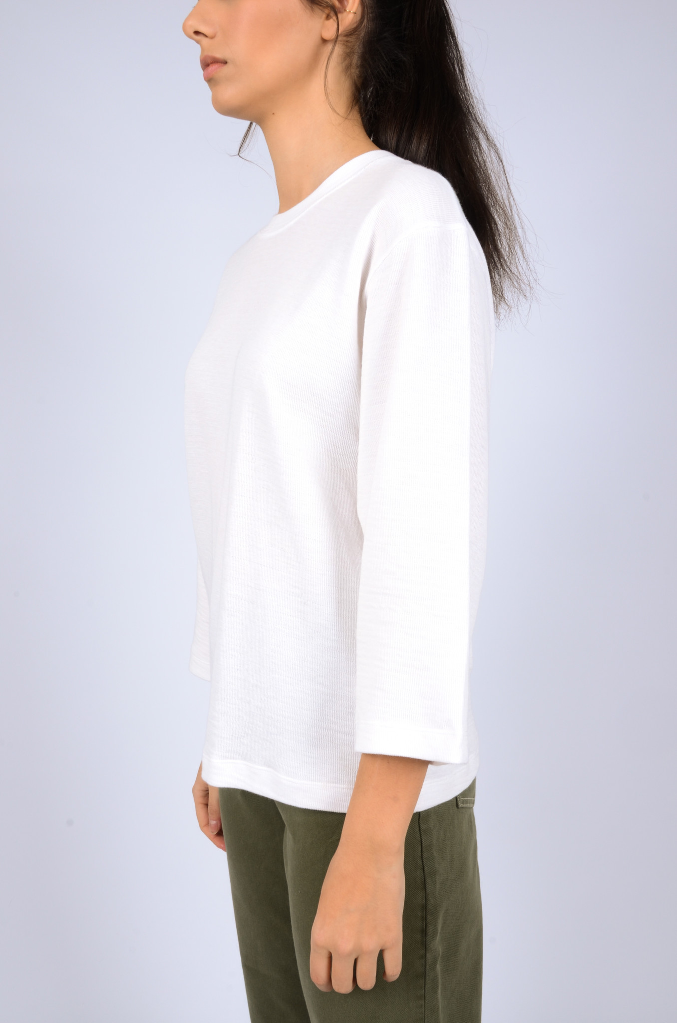 STRUCTURED LONGSLEEVE TEE-2