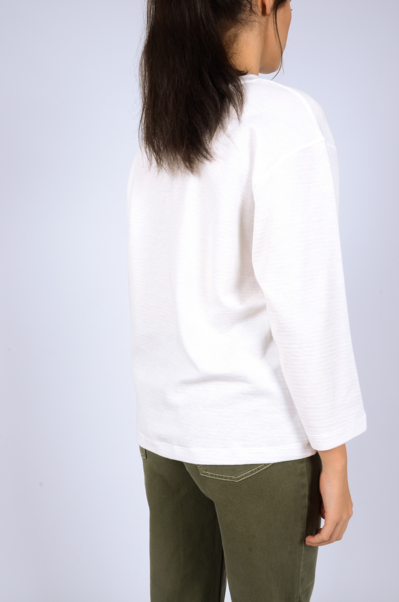 STRUCTURED LONGSLEEVE TEE-3