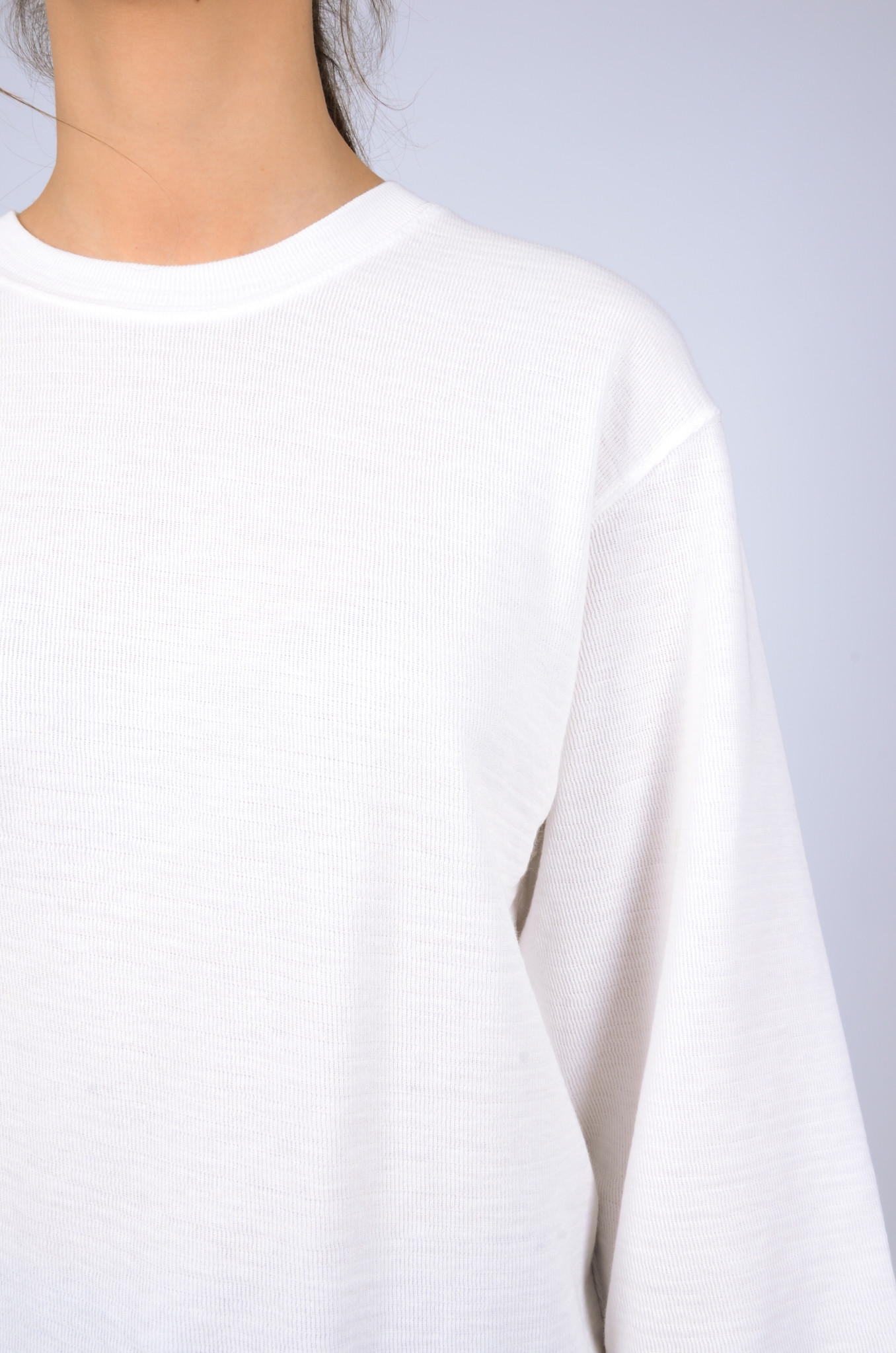 STRUCTURED LONGSLEEVE TEE-4