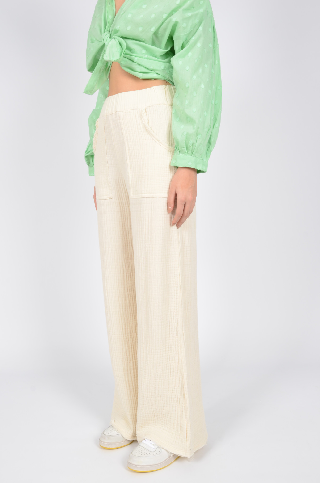 DATAI PANTS  IN BUTTER-3