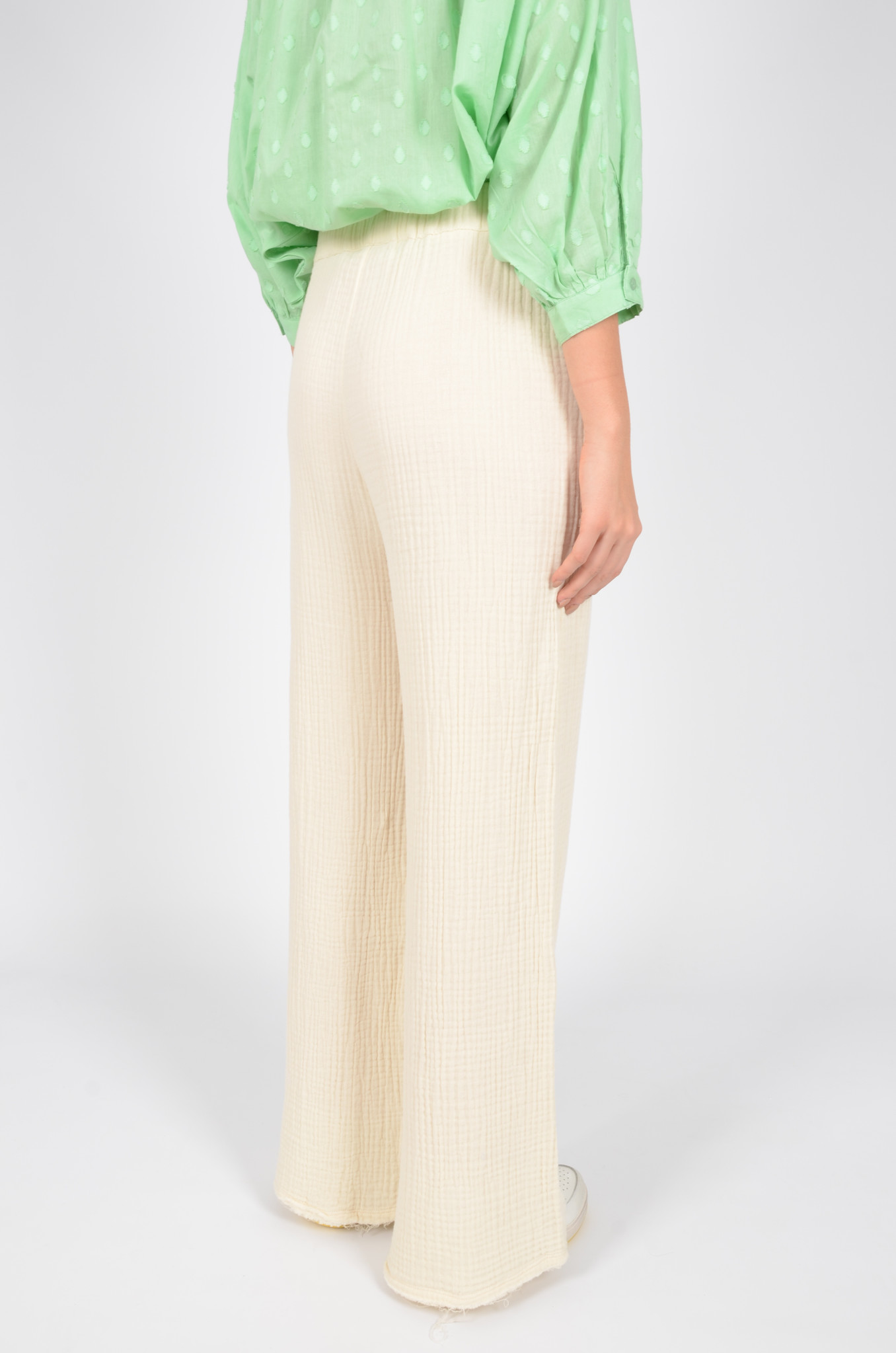 DATAI PANTS  IN BUTTER-4
