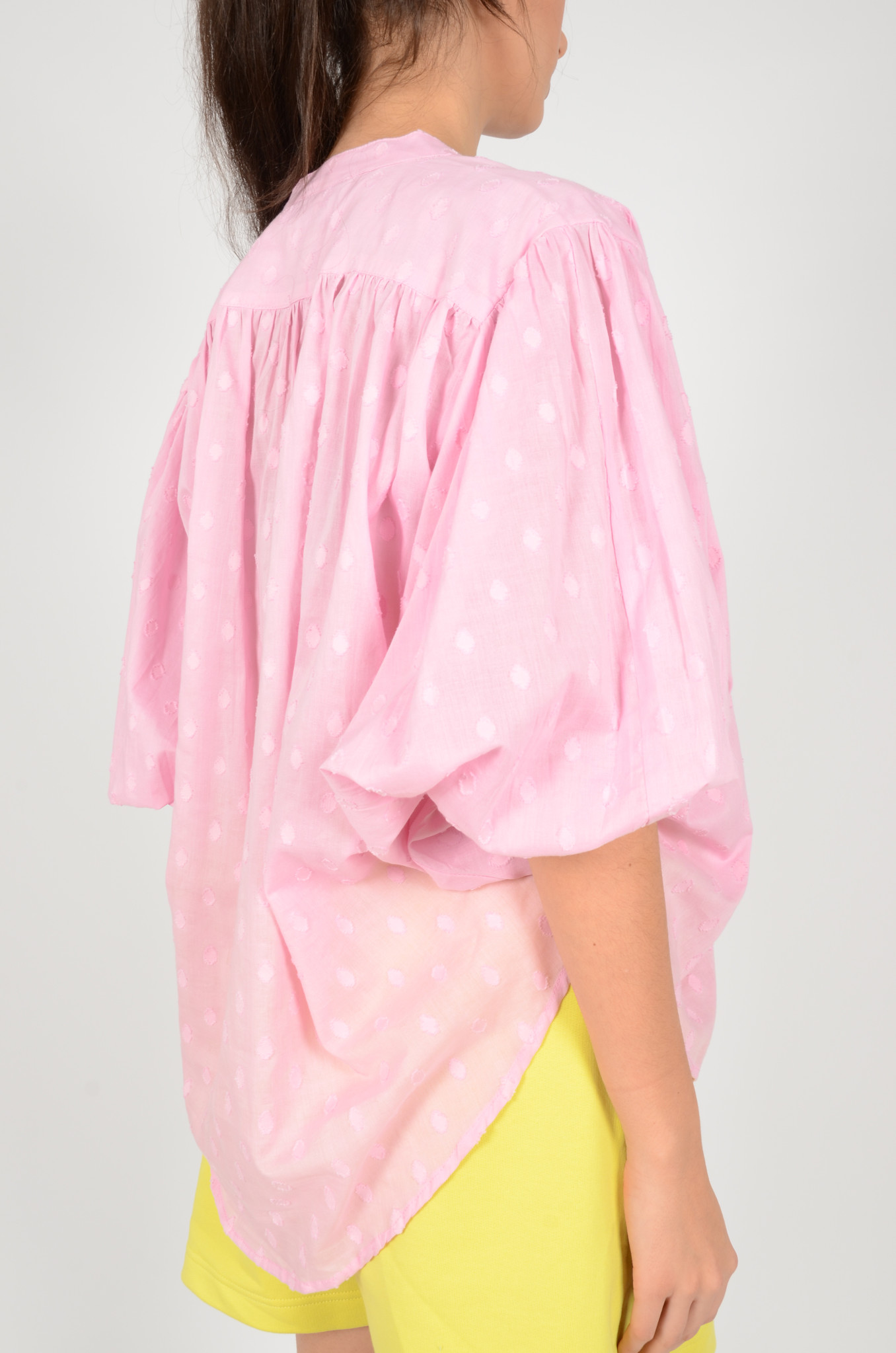 BALLOON BLOUSE IN LILAC-5
