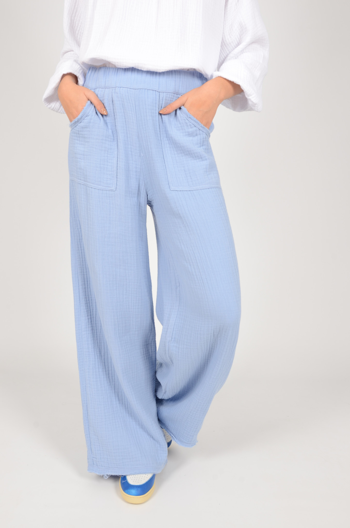 DATAI PANTS TETRA IN HYACINTH-2