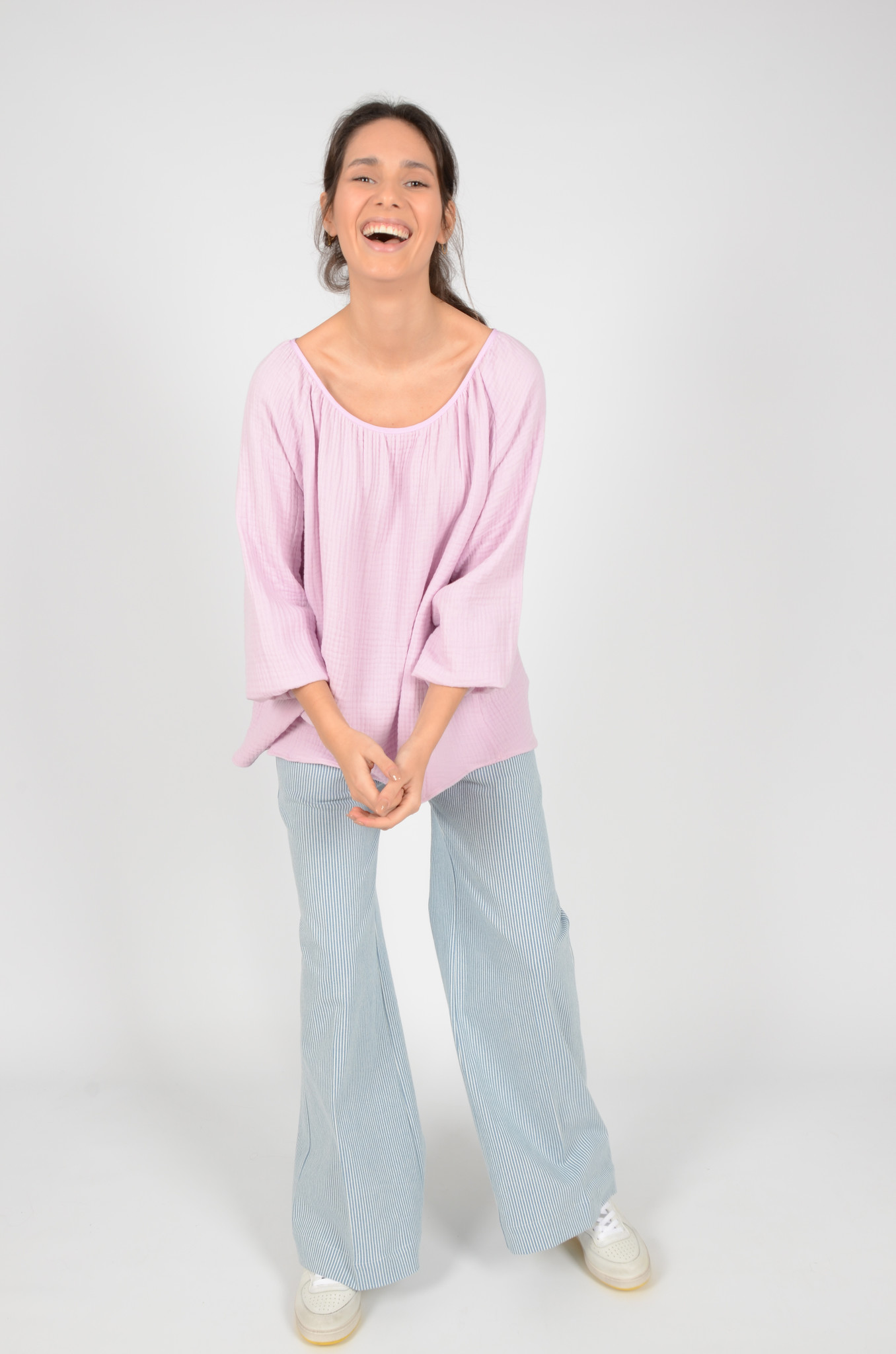 MORNING BLOUSE IN LILAC-6