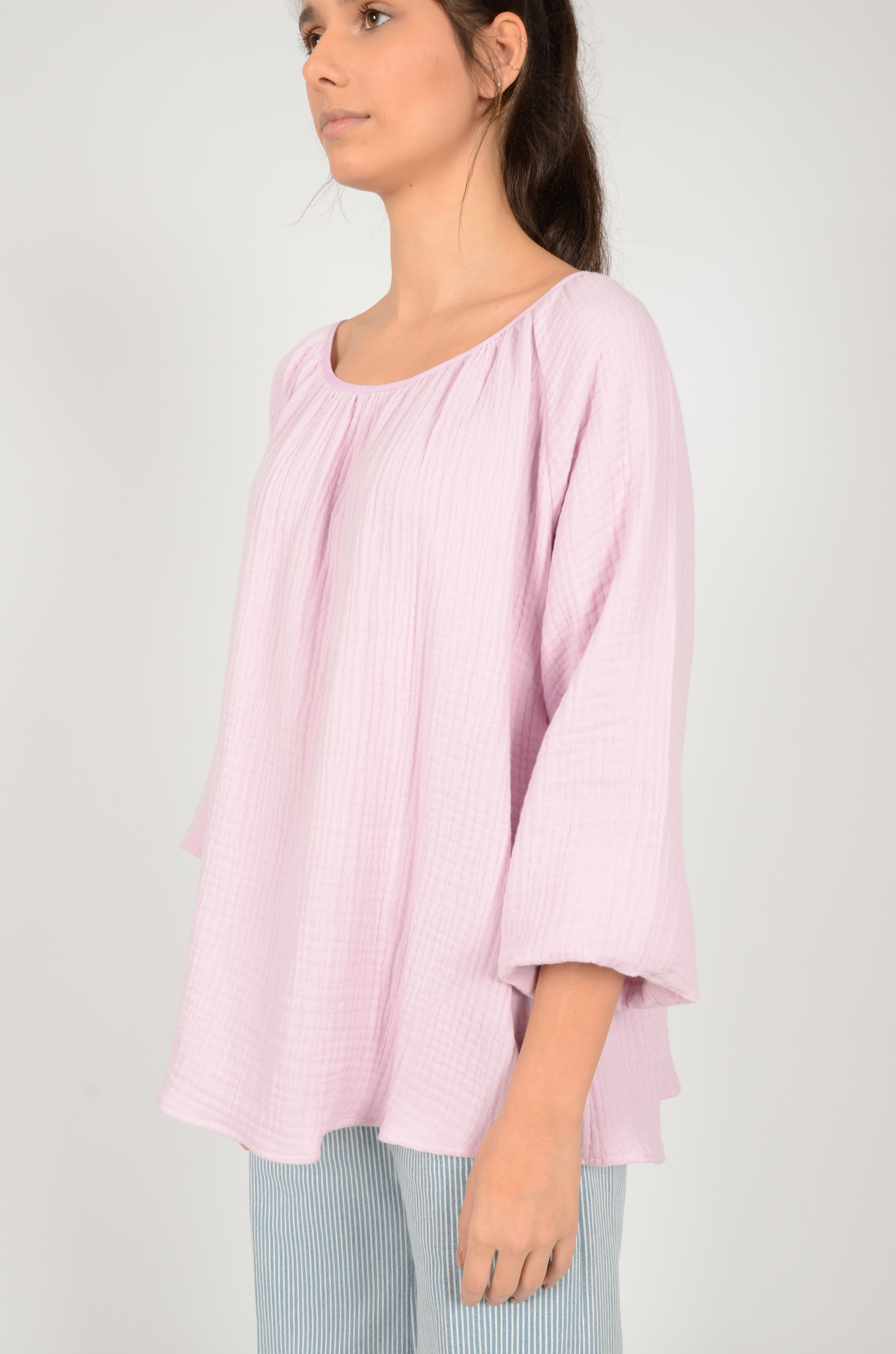 MORNING BLOUSE IN LILAC-3