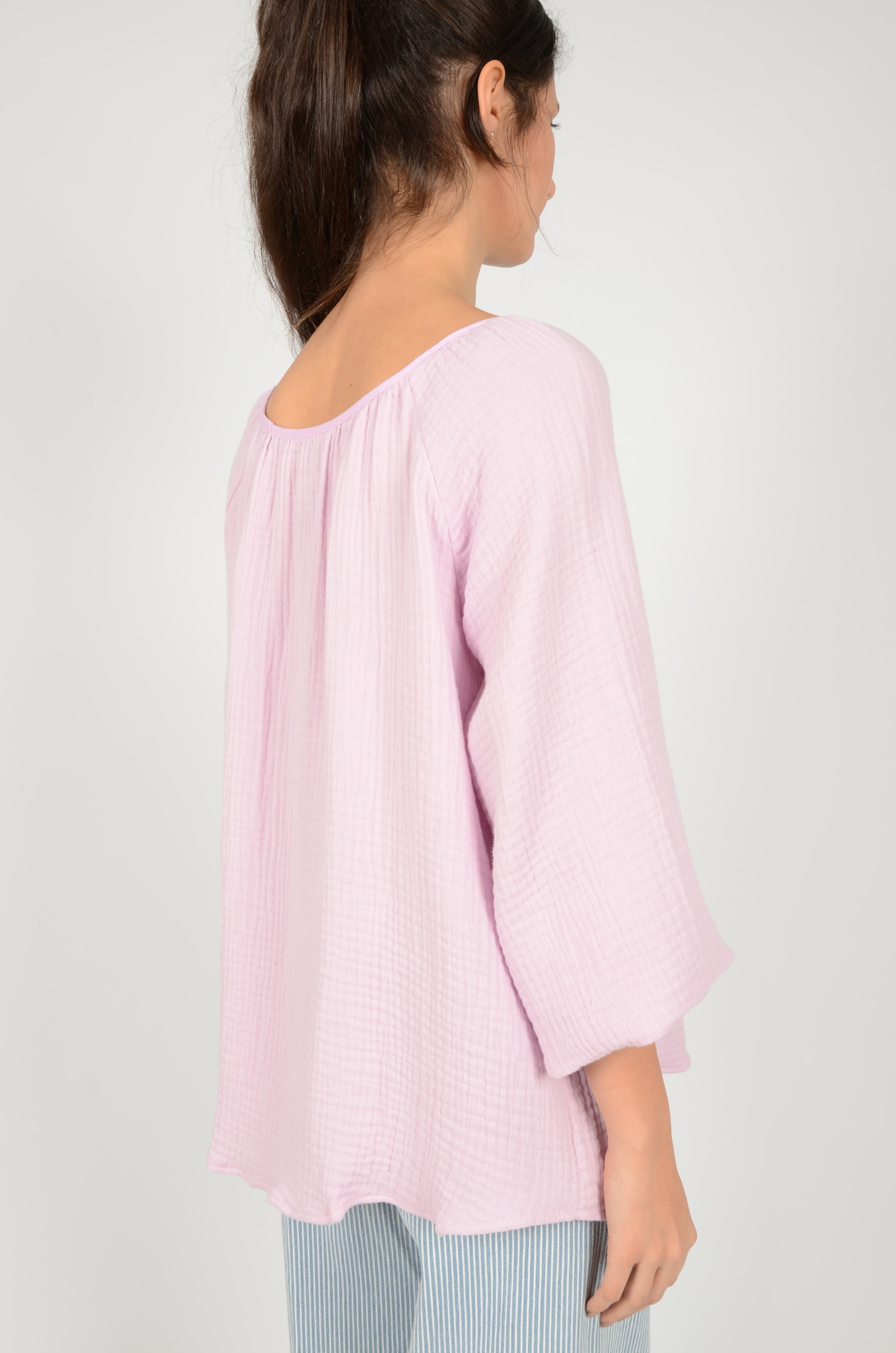 MORNING BLOUSE IN LILAC-4