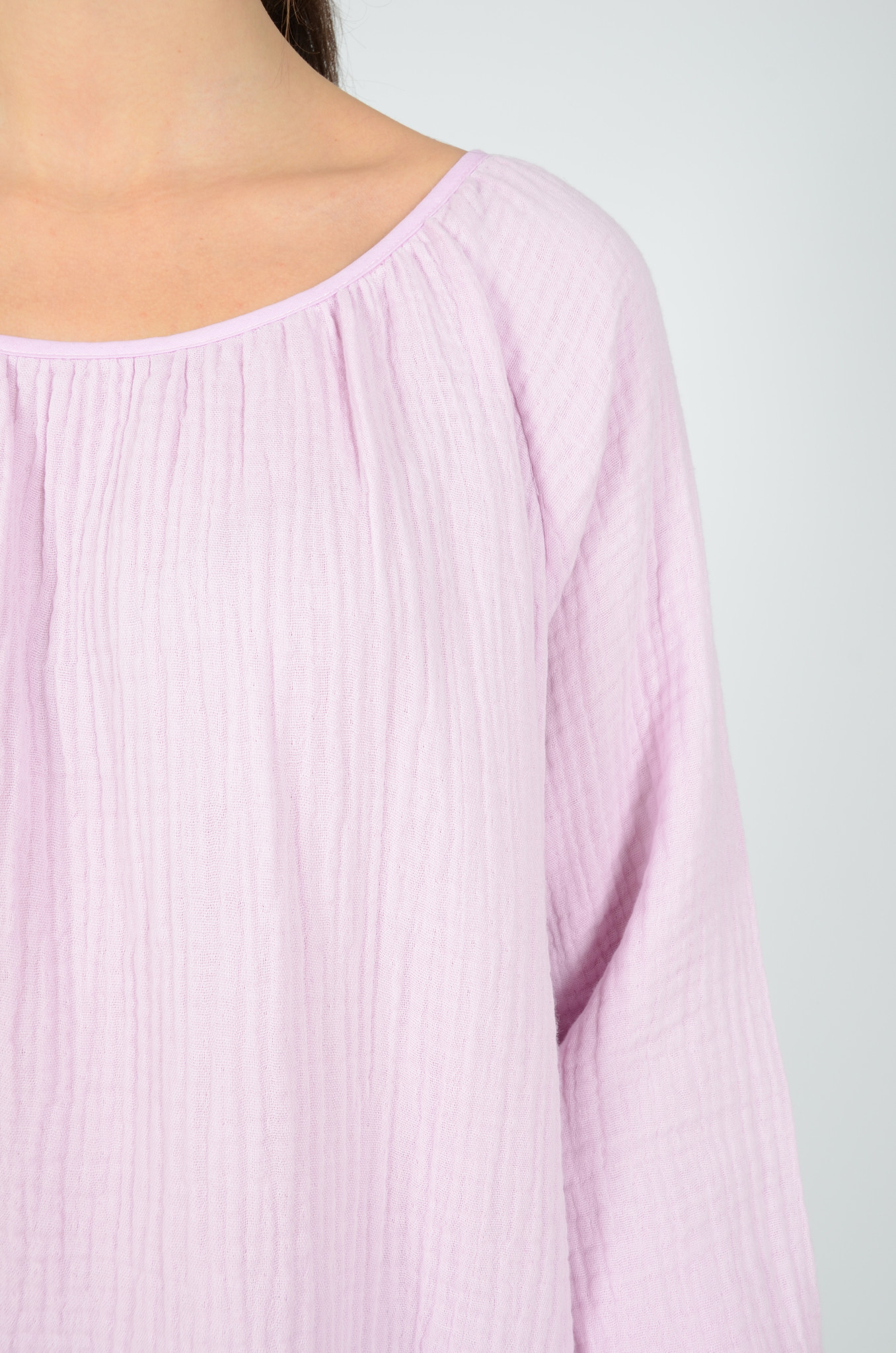 MORNING BLOUSE IN LILAC-5