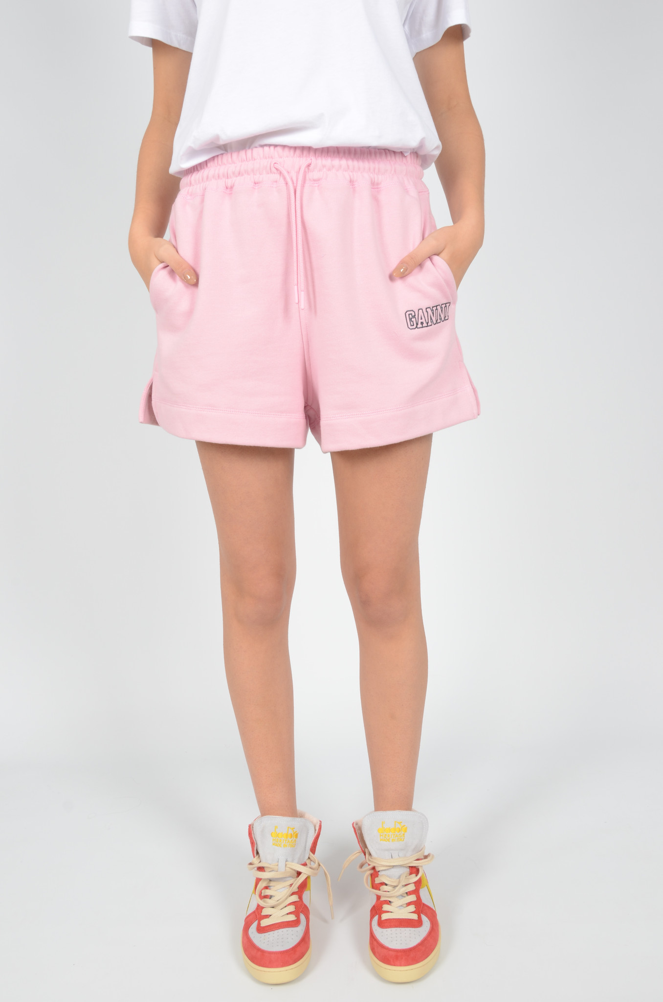 SOFTWARE SHORTS IN SWEET LILAC-1