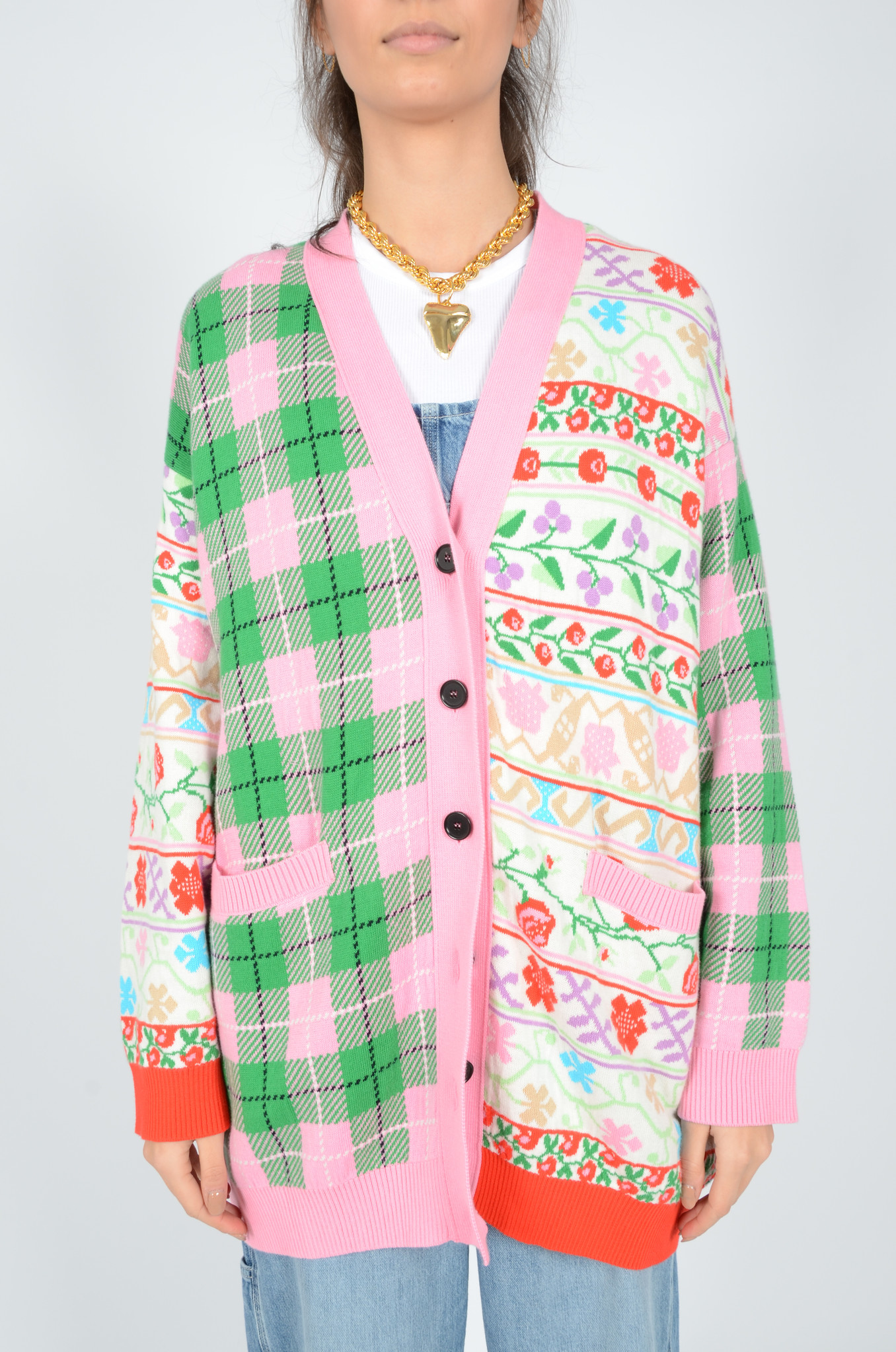 PATCHWORK CARDIGAN-2