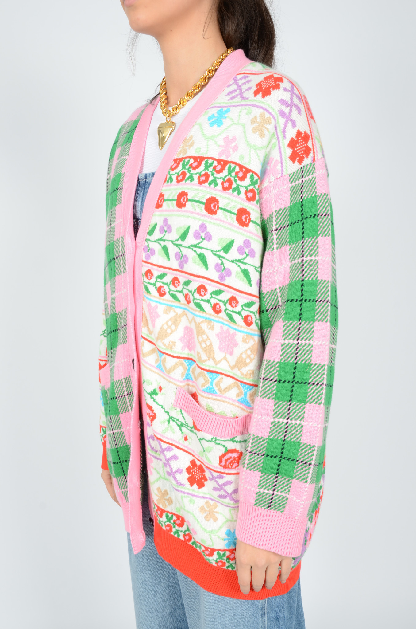 PATCHWORK CARDIGAN-3