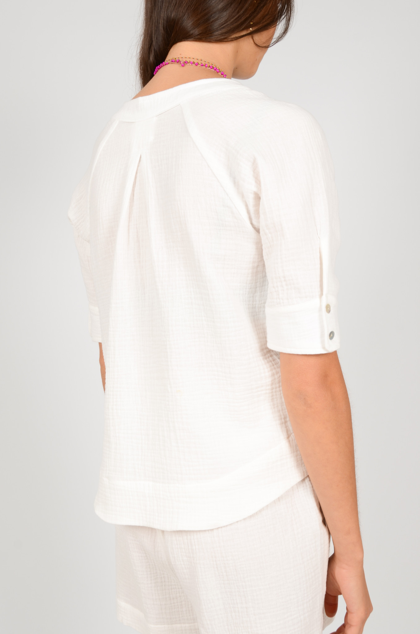 THEA SHIRT IN WHITE-3