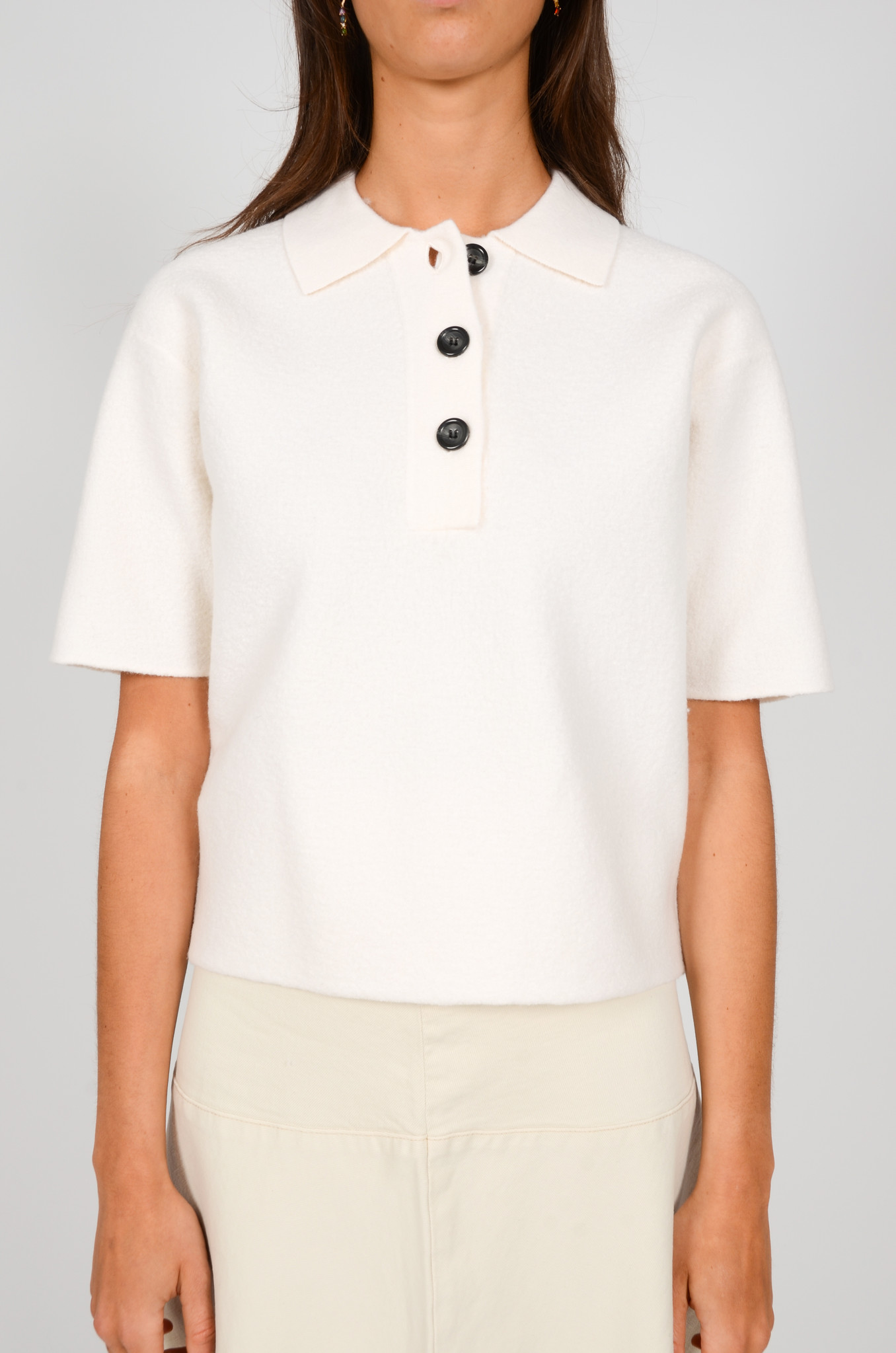 LUCCA KNIT POLO-1