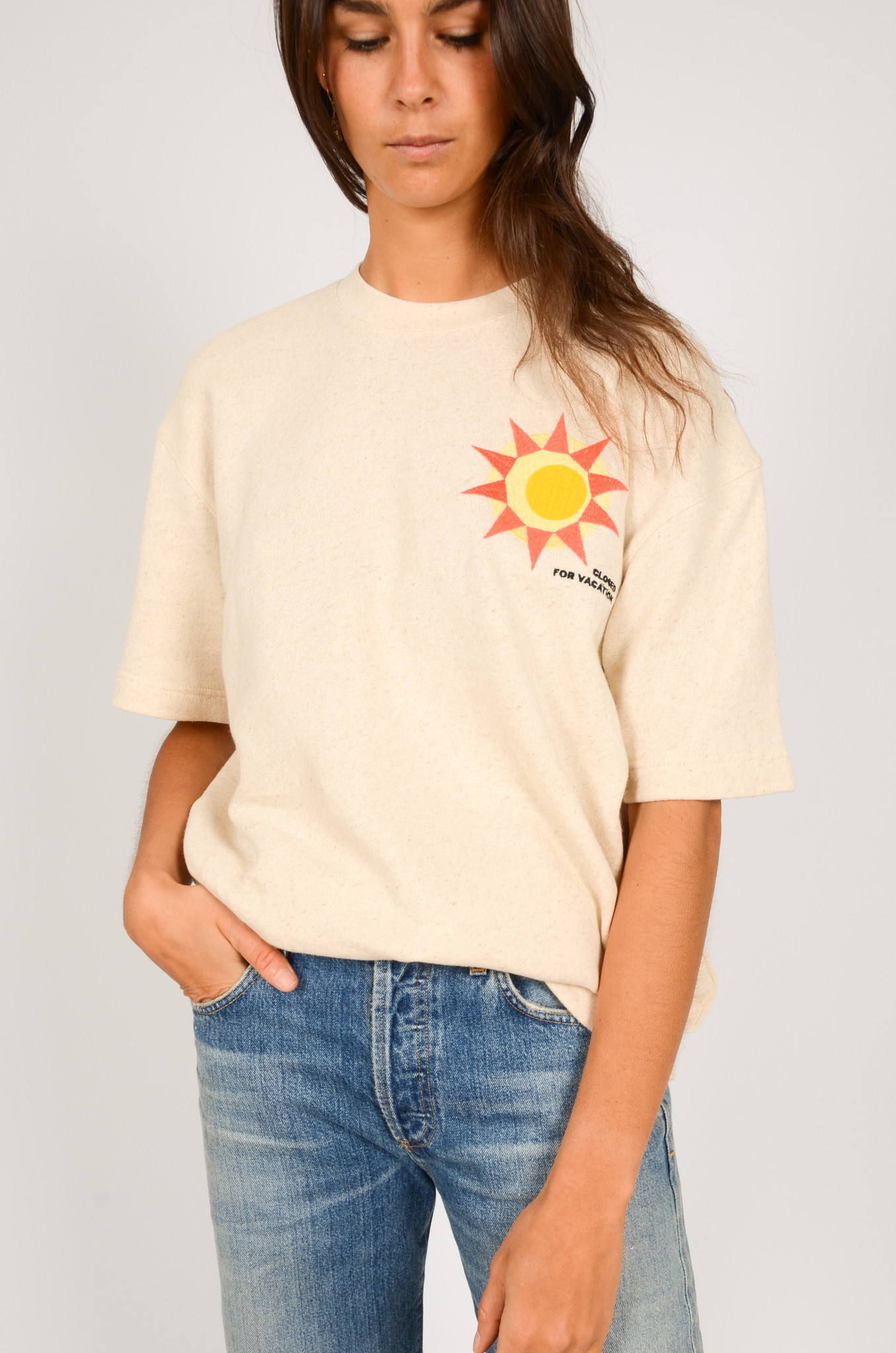 EMBROIDERED TEE-4