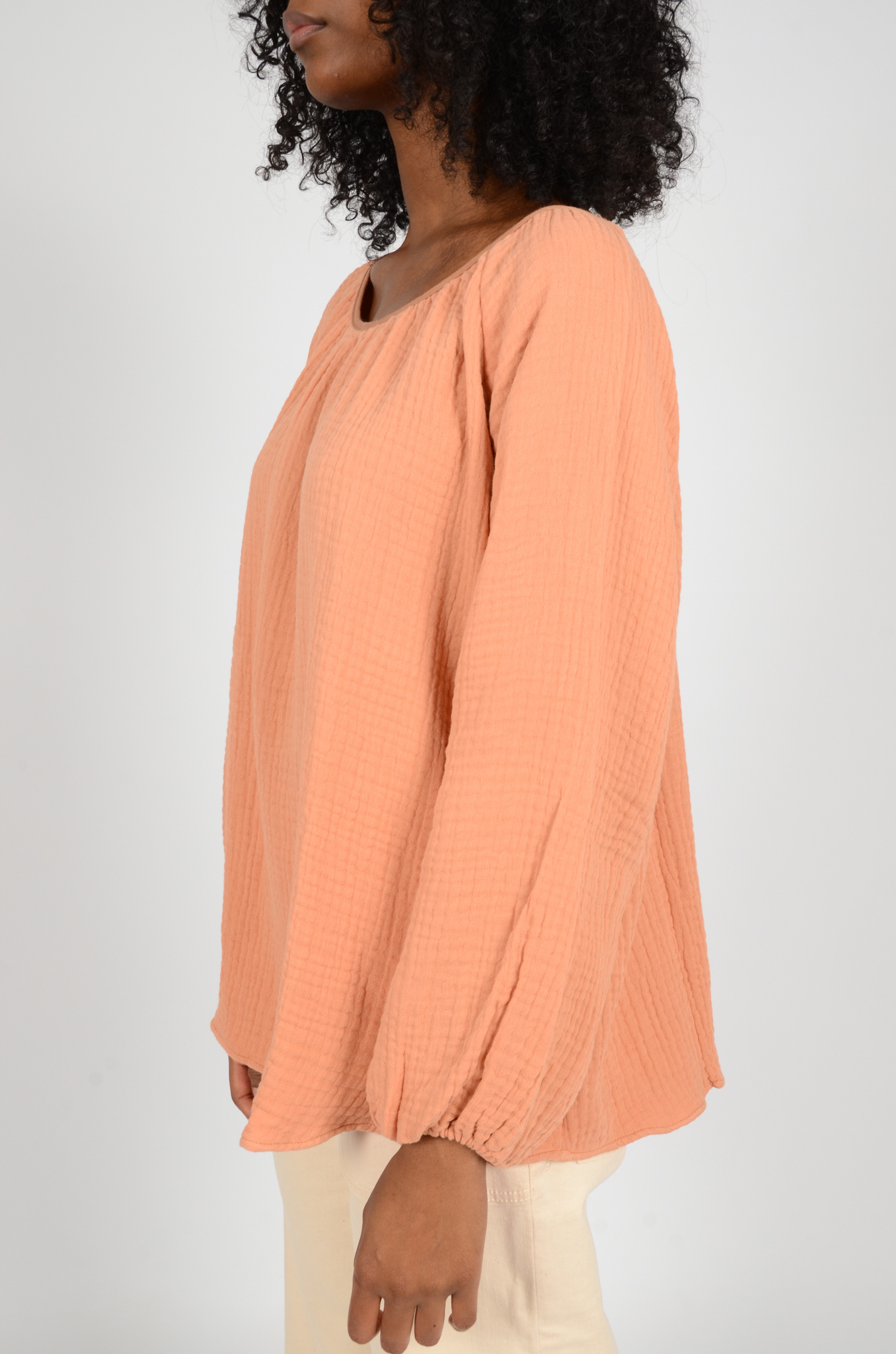 MORNING BLOUSE IN PEACH-3
