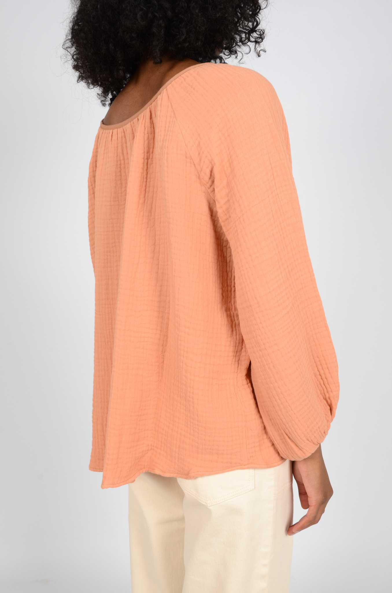 MORNING BLOUSE IN PEACH-4