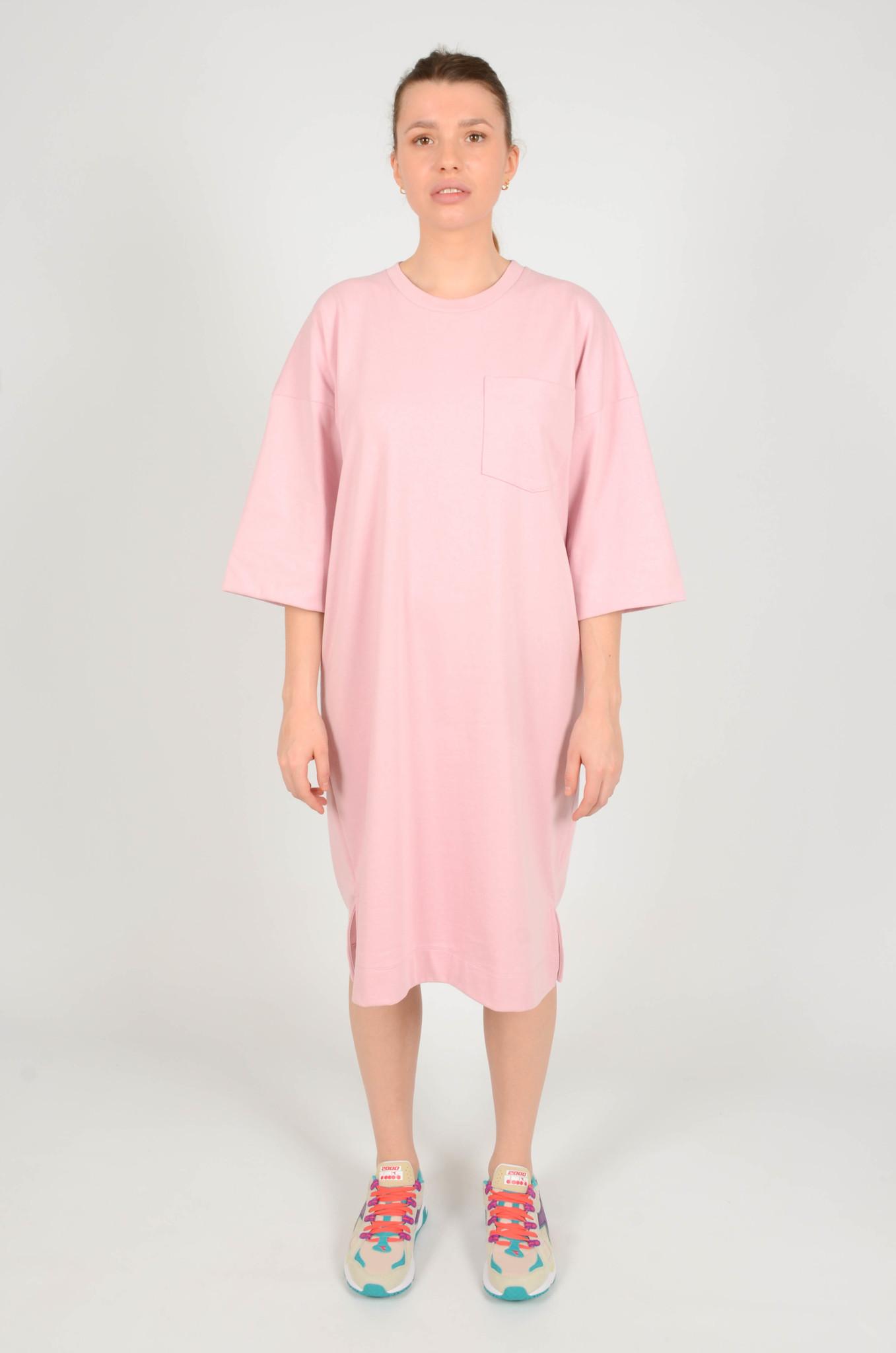 SOFTWARE RELAXED T-SHIRT DRESS-1