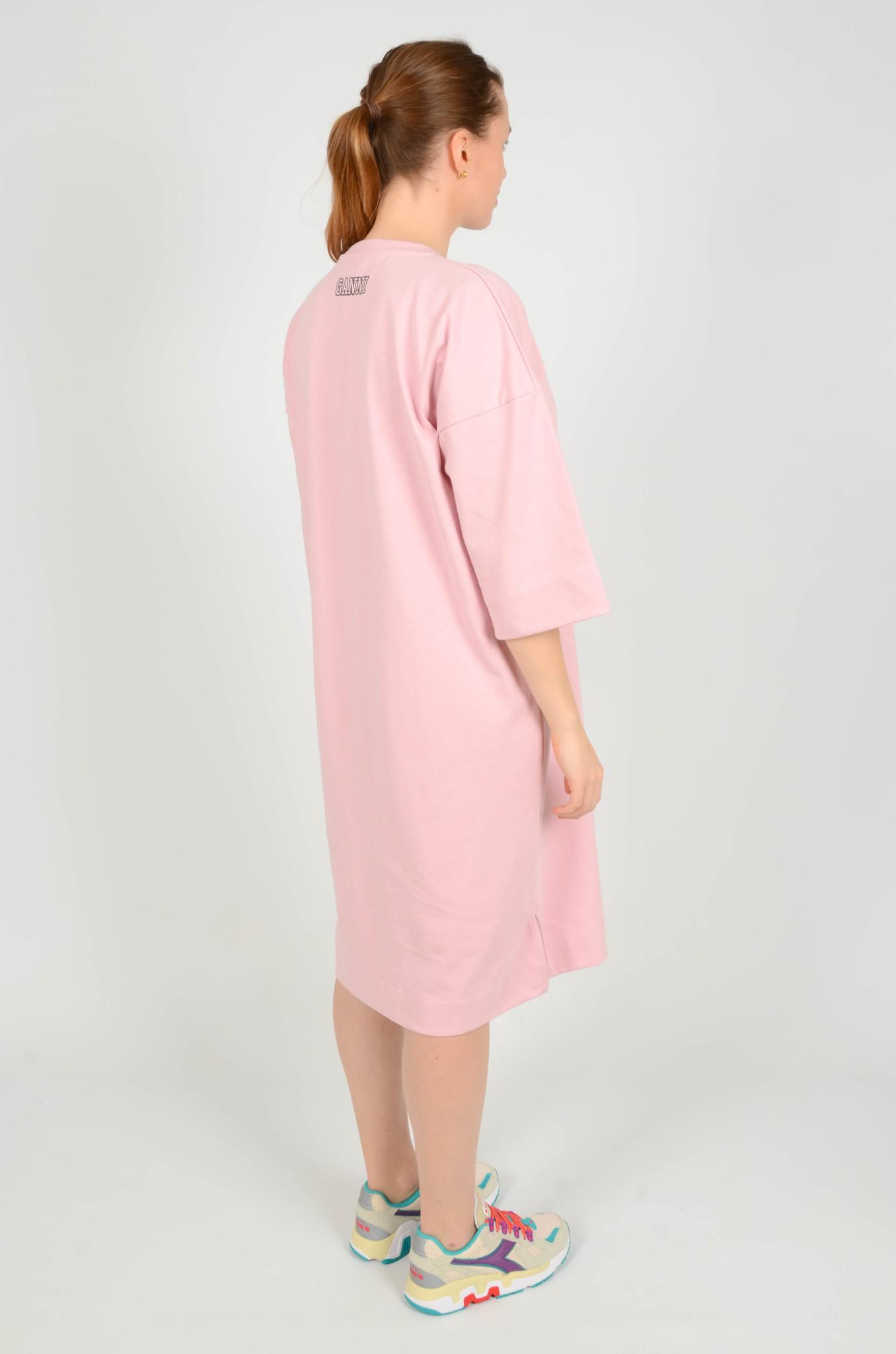 SOFTWARE RELAXED T-SHIRT DRESS-3