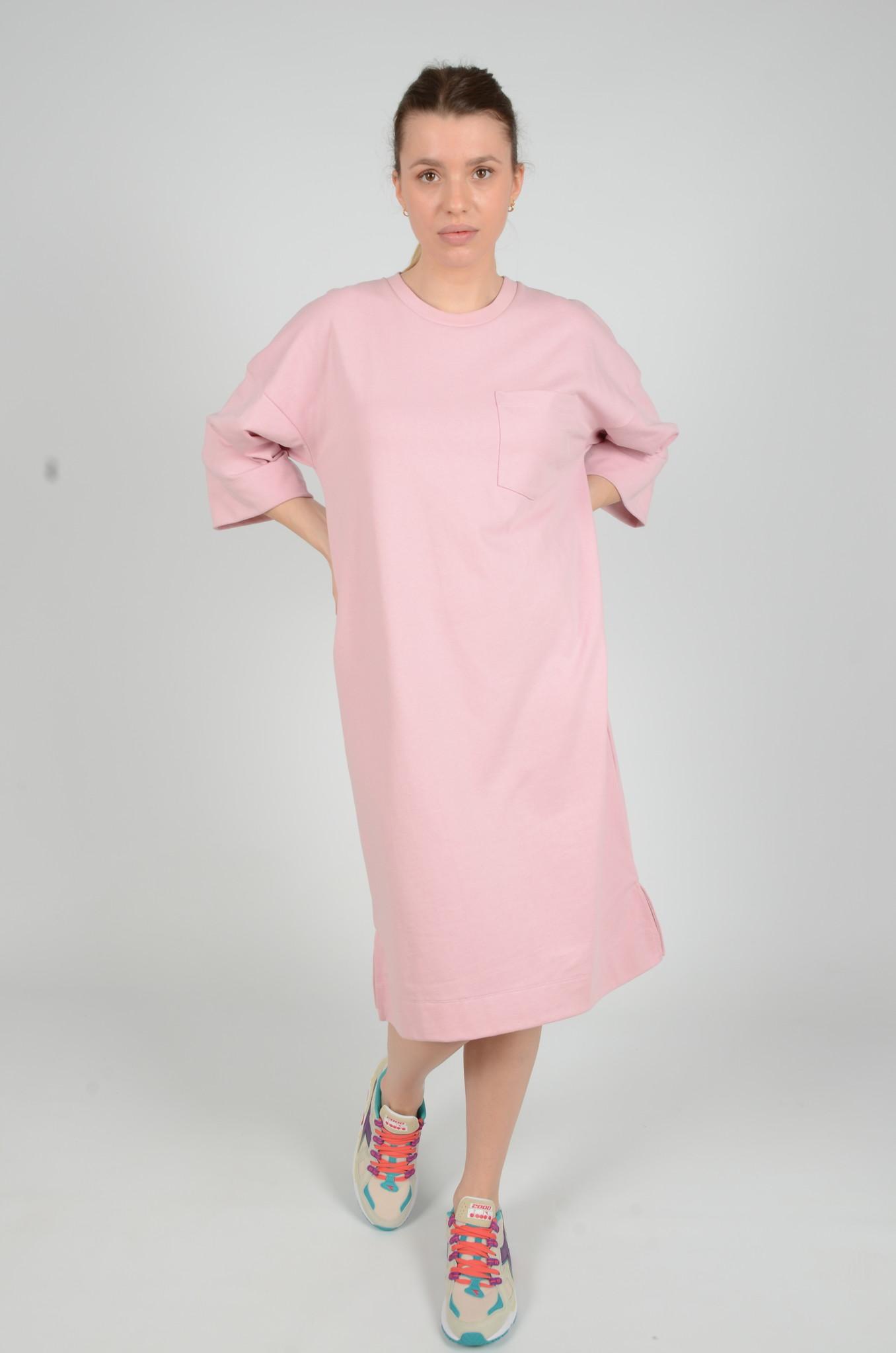 SOFTWARE RELAXED T-SHIRT DRESS-5