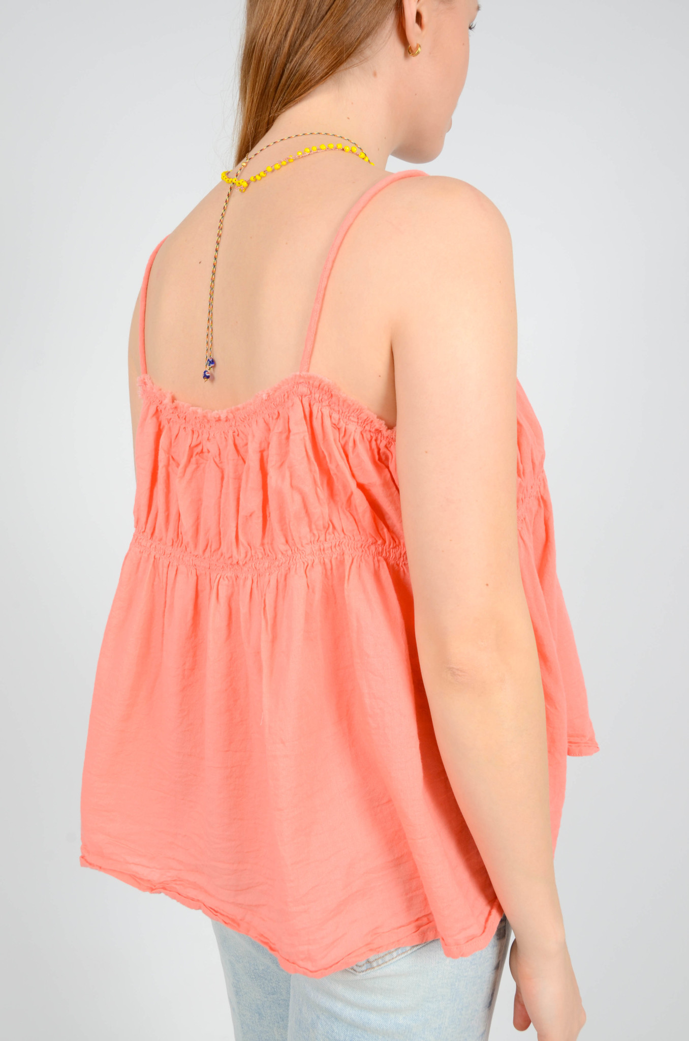 HAILEY TANKTOP IN CORAL-4