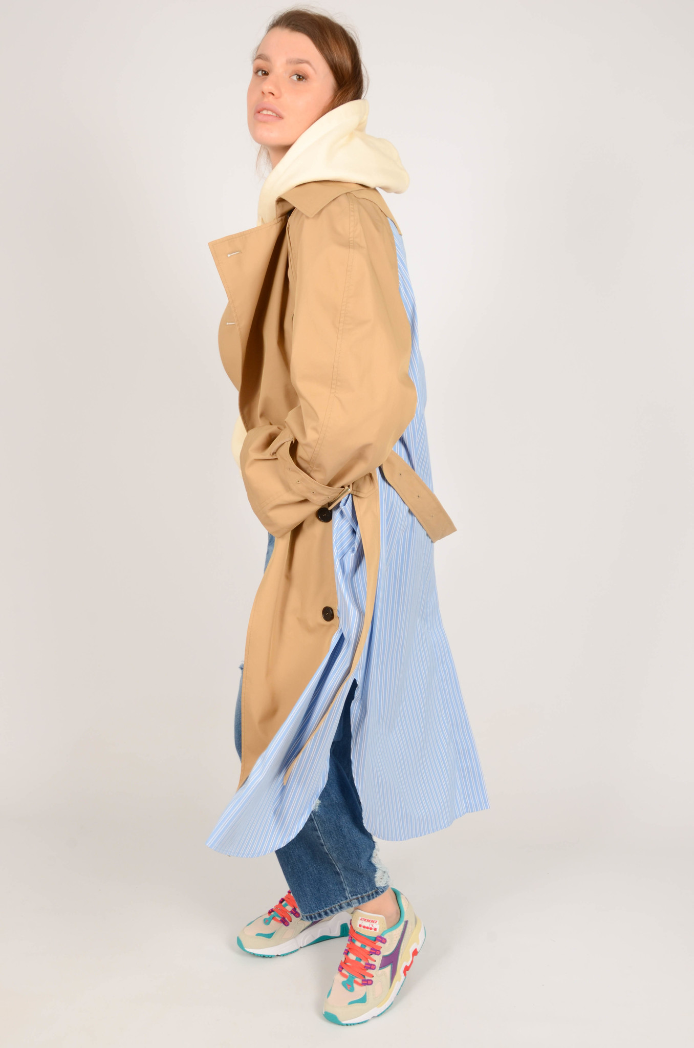 CONTRAST PANEL TRENCH-2