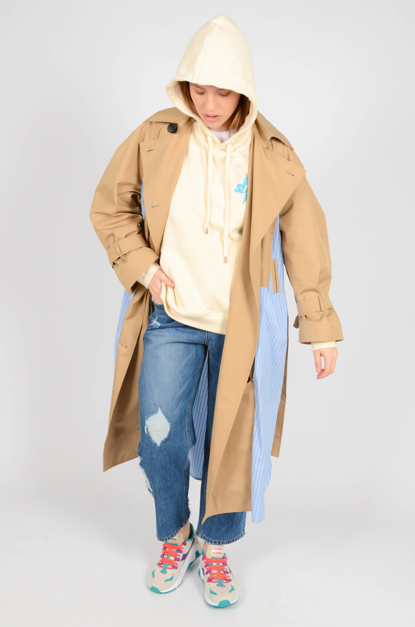 CONTRAST PANEL TRENCH-6